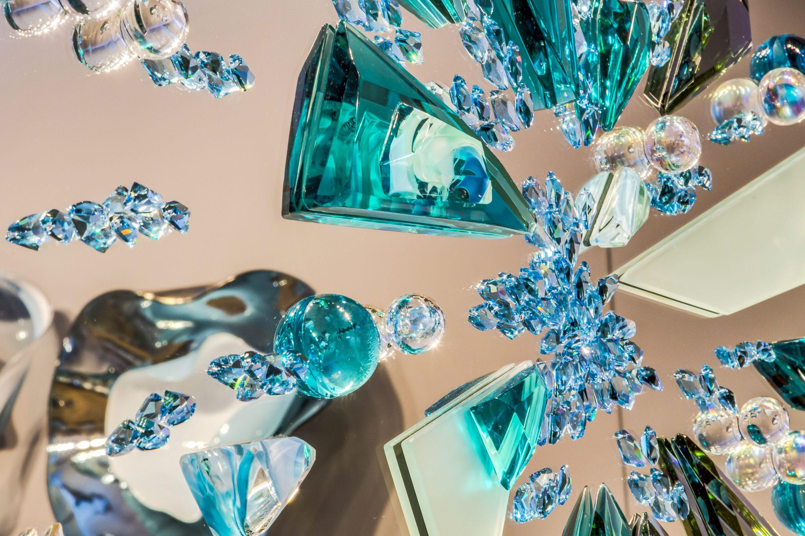 Starburst Mirror Collection