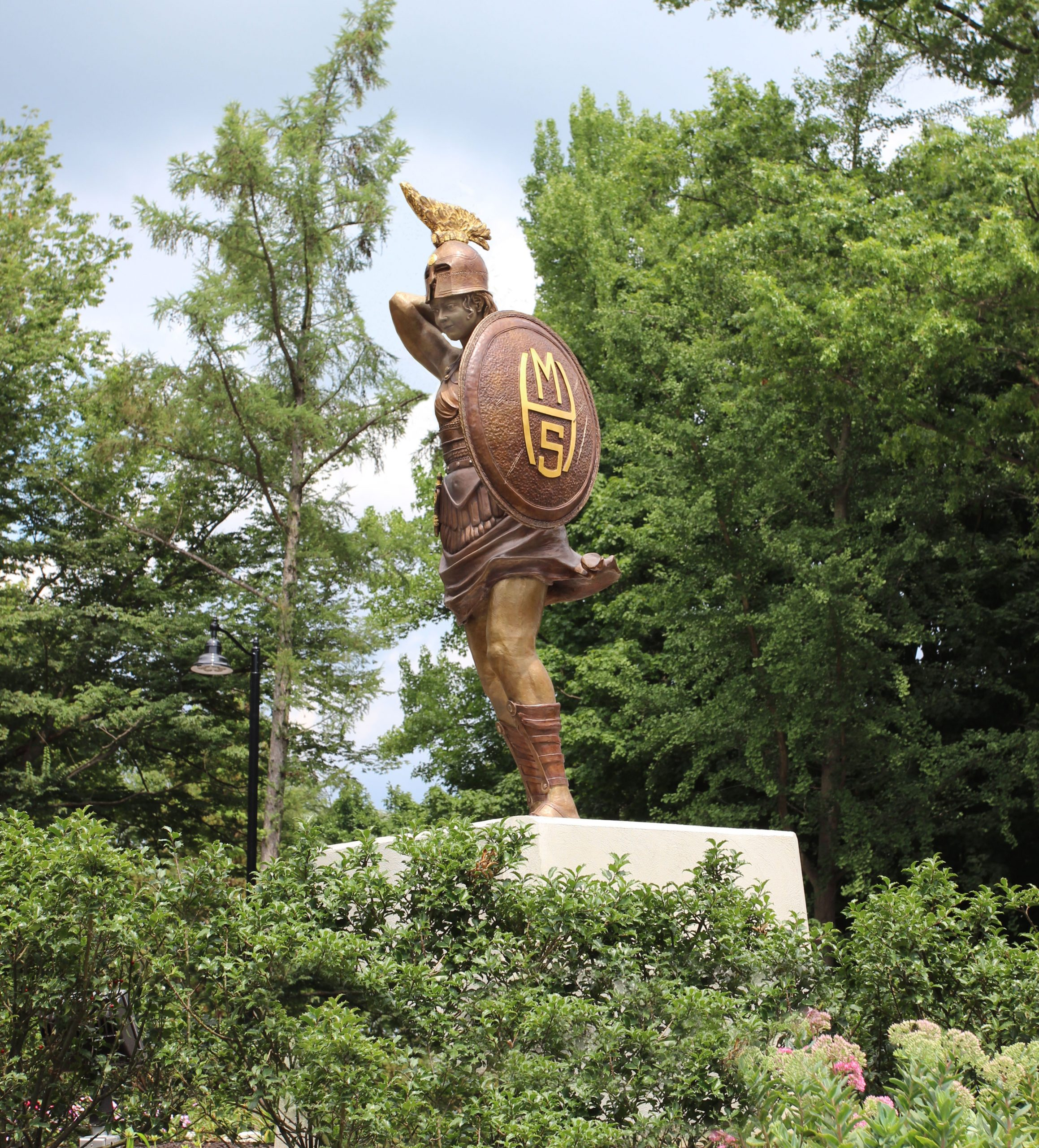 Milton S. Hershey School Spartans