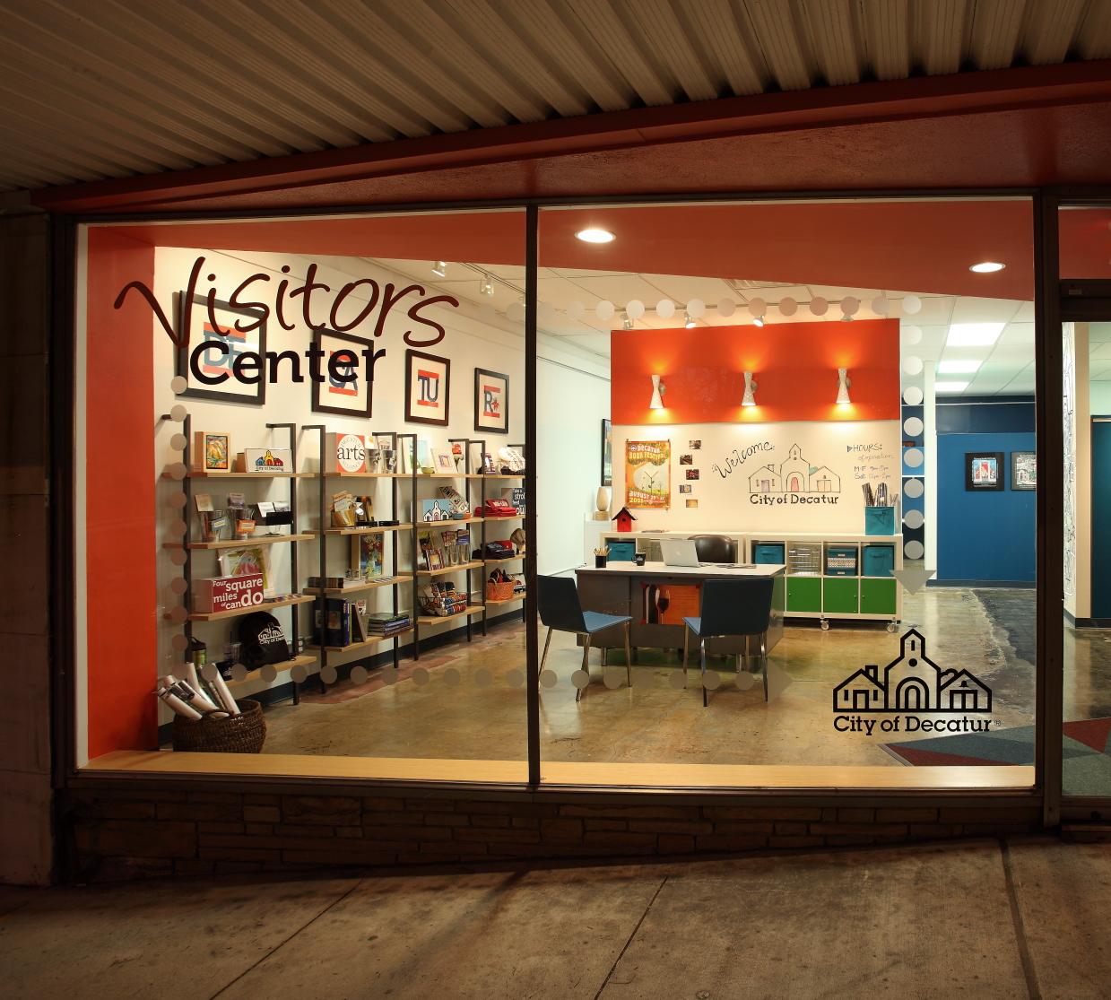 Decatur Visitor's Center