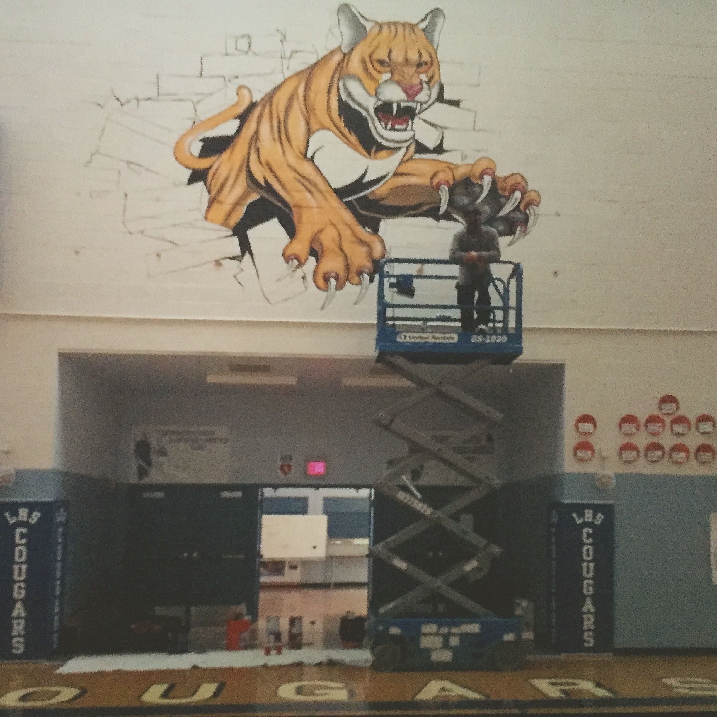 Laughlin High School