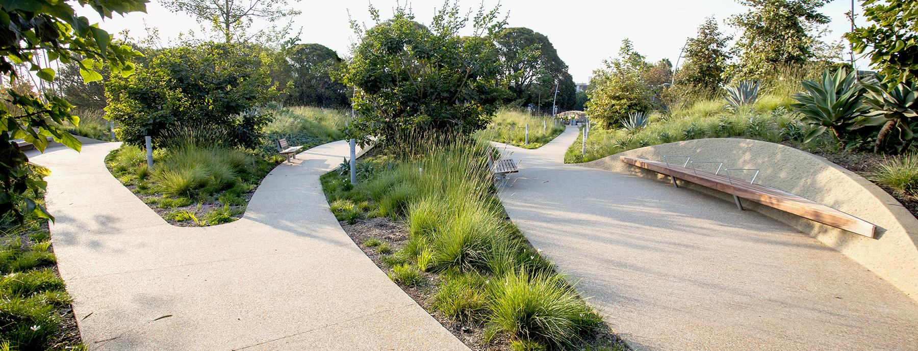 Tongva Park