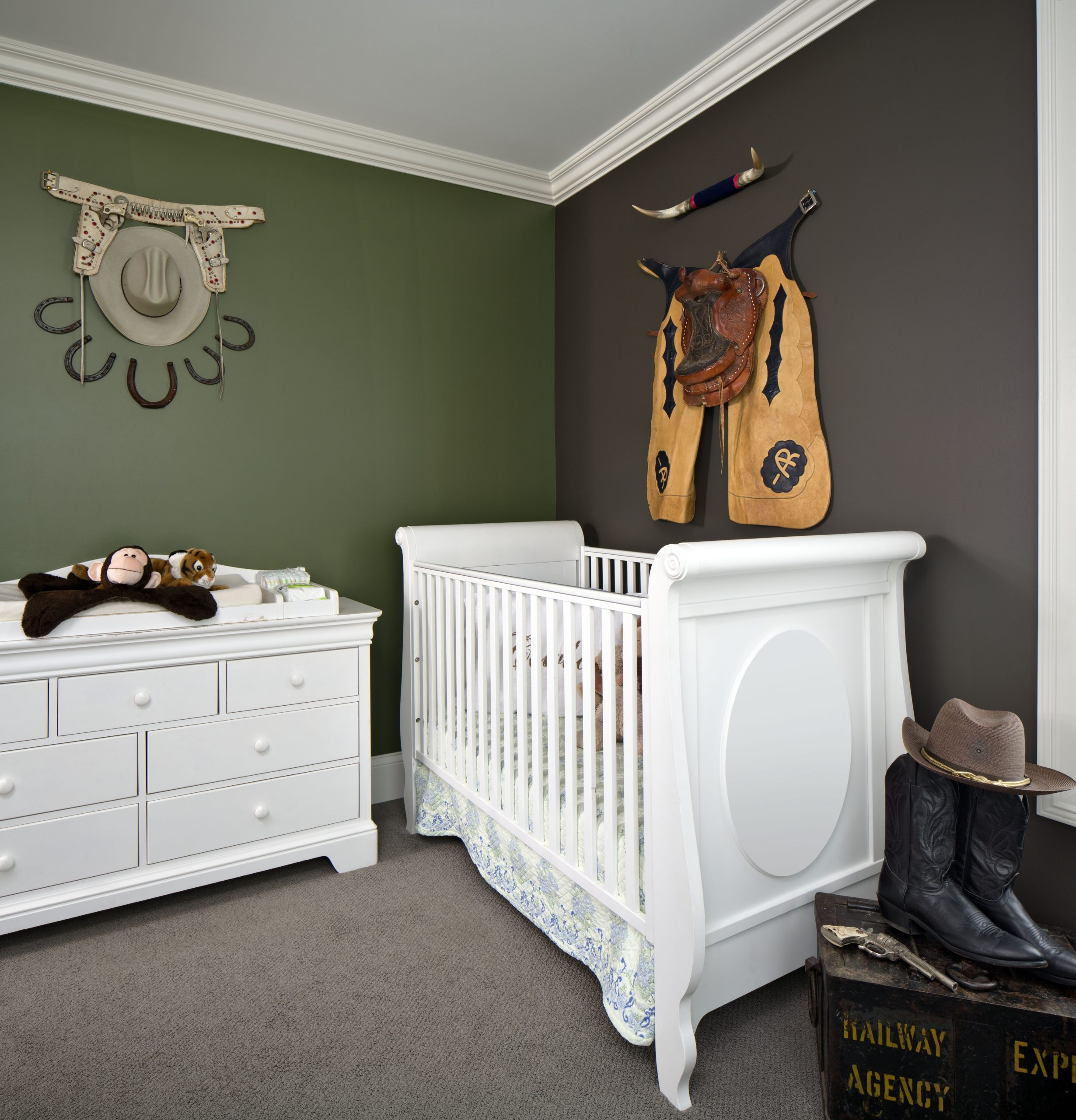 Two-Flat Conversion for Young Family