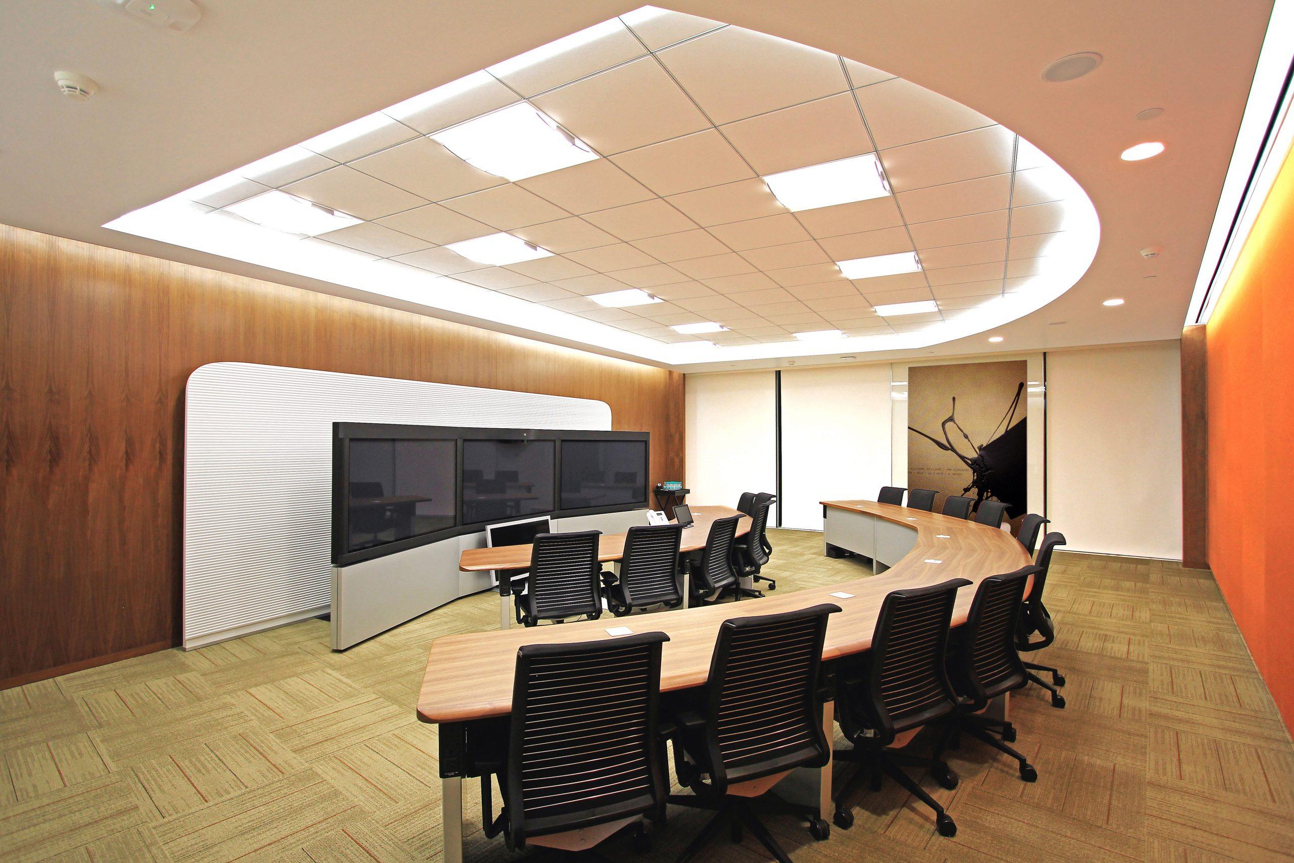 JSW Corporate HQ Interiors
