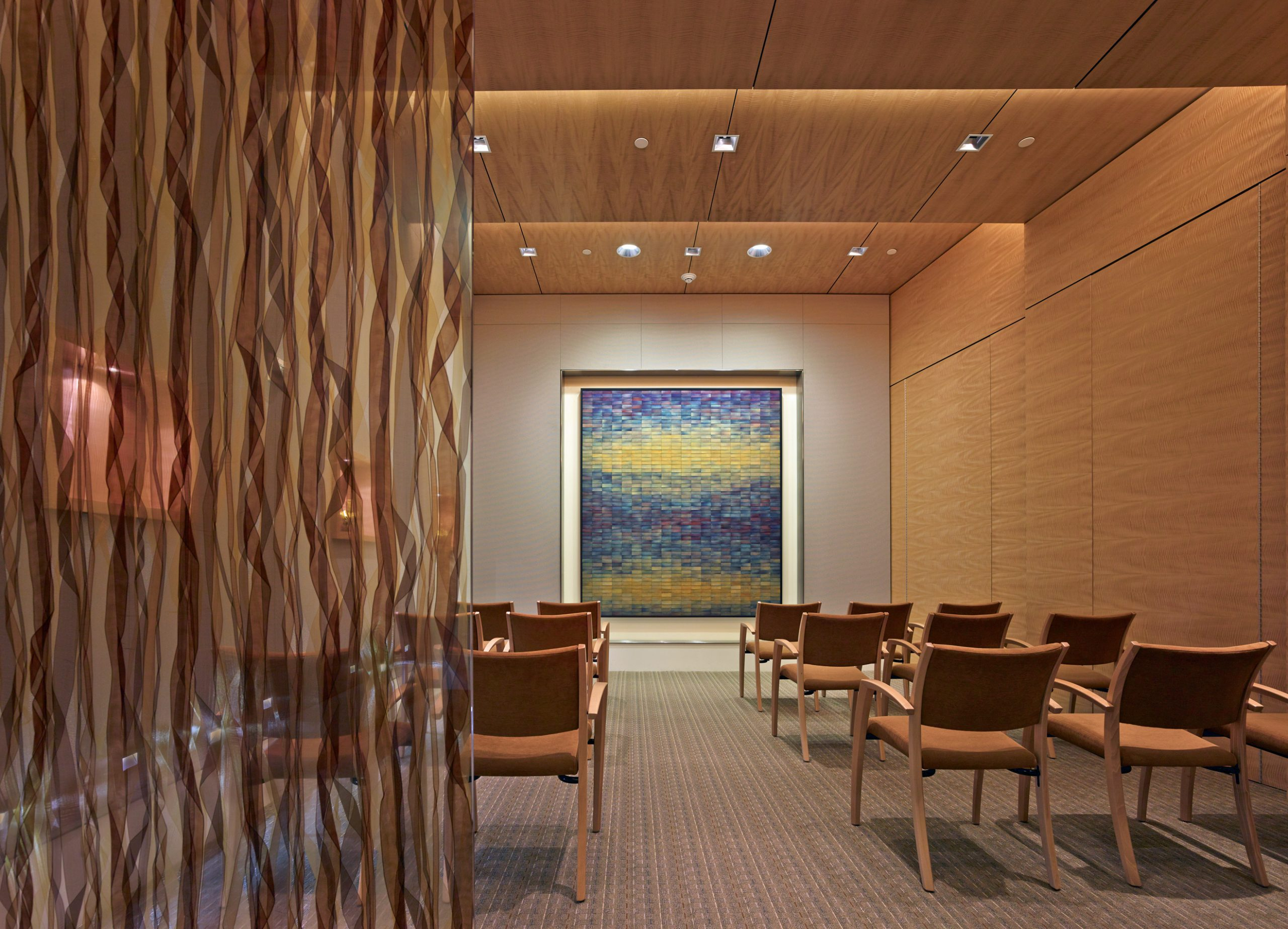 Hospital Meditation Room