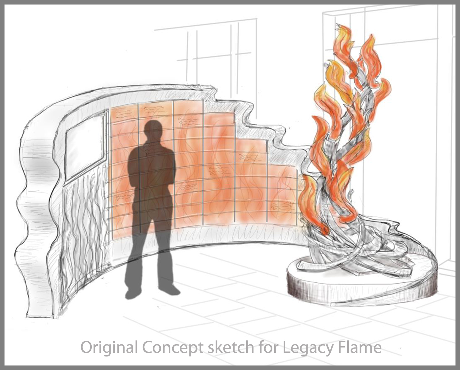 The Legacy Flame
