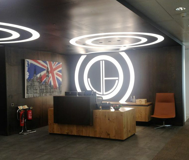 London UK offices Jump Trading