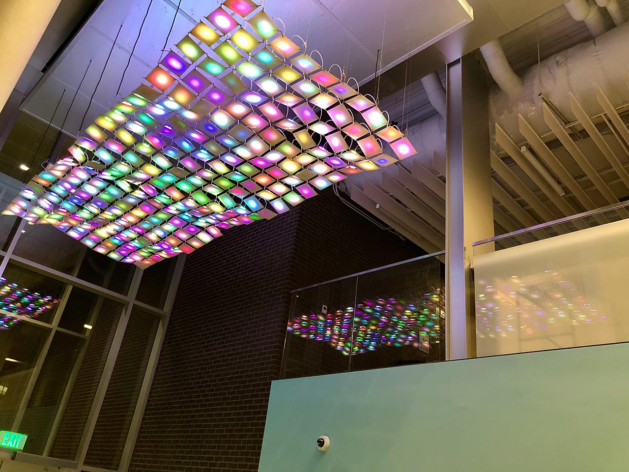 Luminous Waveforms