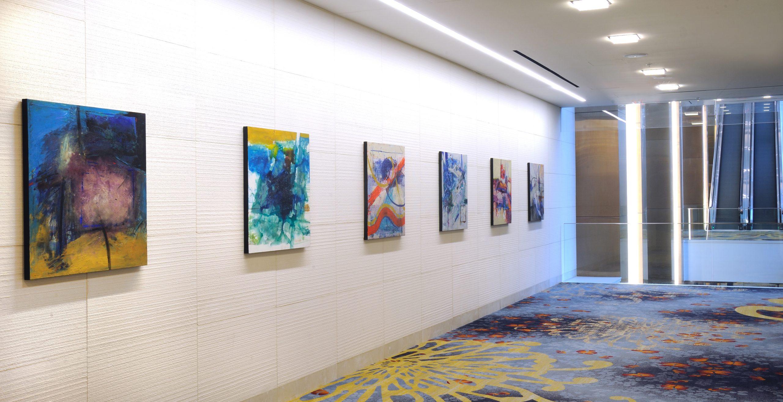 Marriott Marquis DC Art Collection – Jan 2015