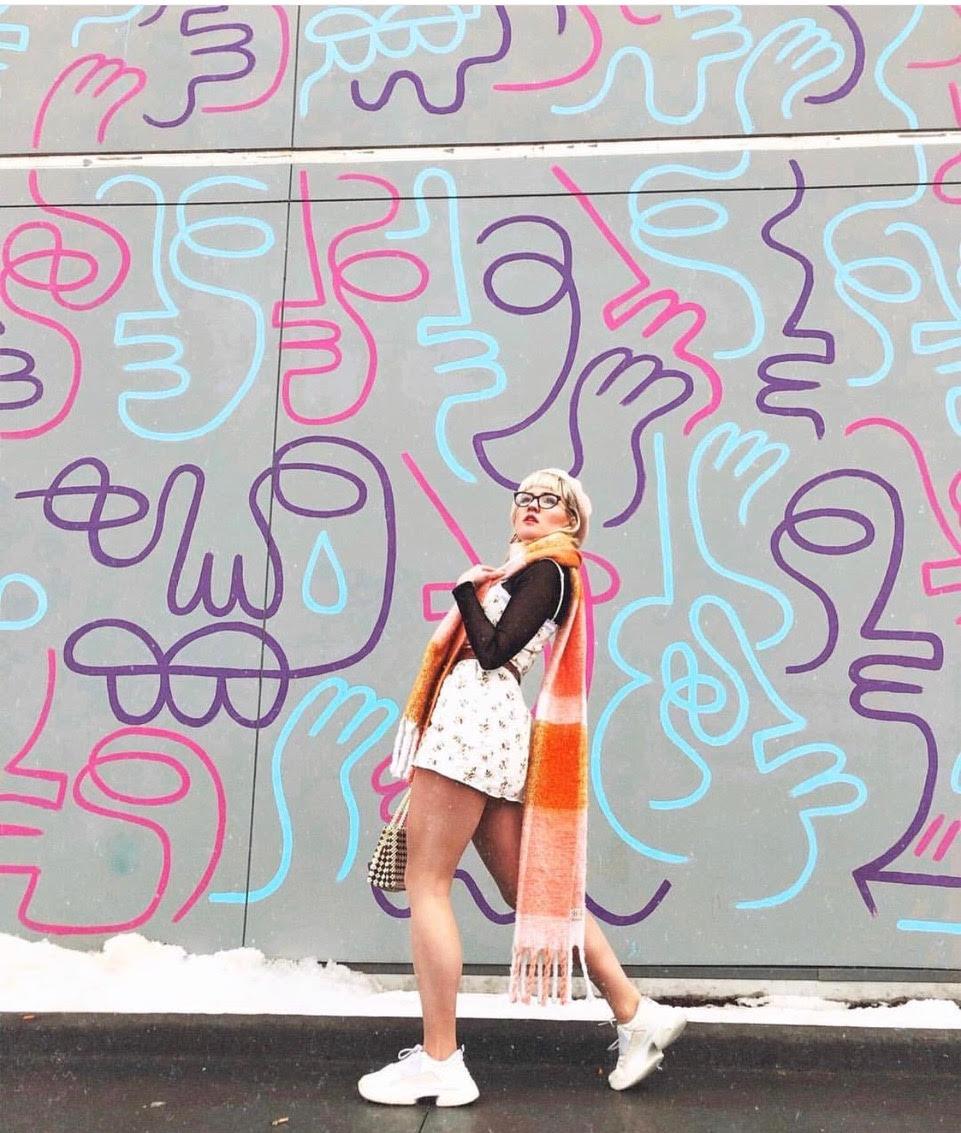 The Sylvee Mural