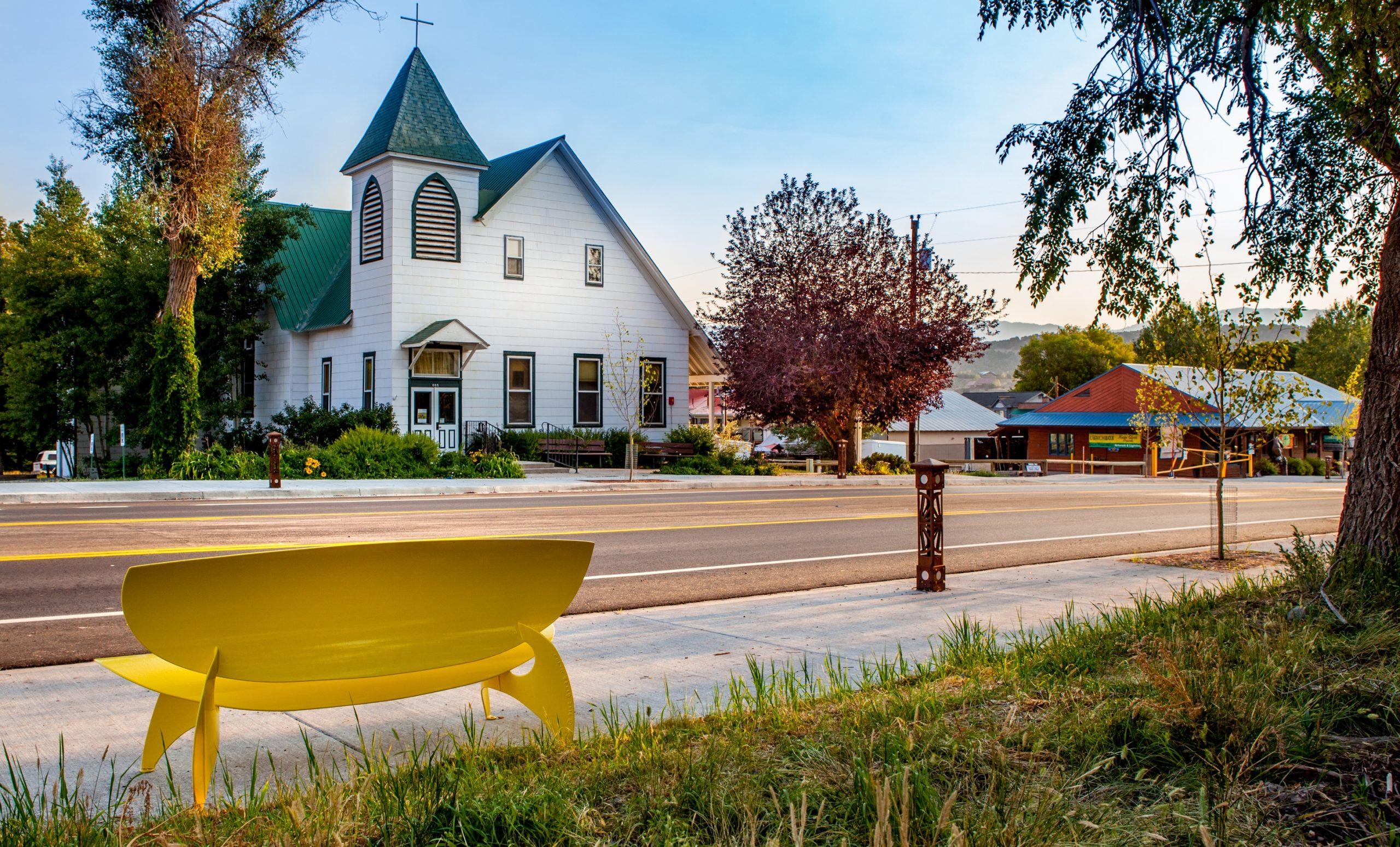 Colorado Rural Highway