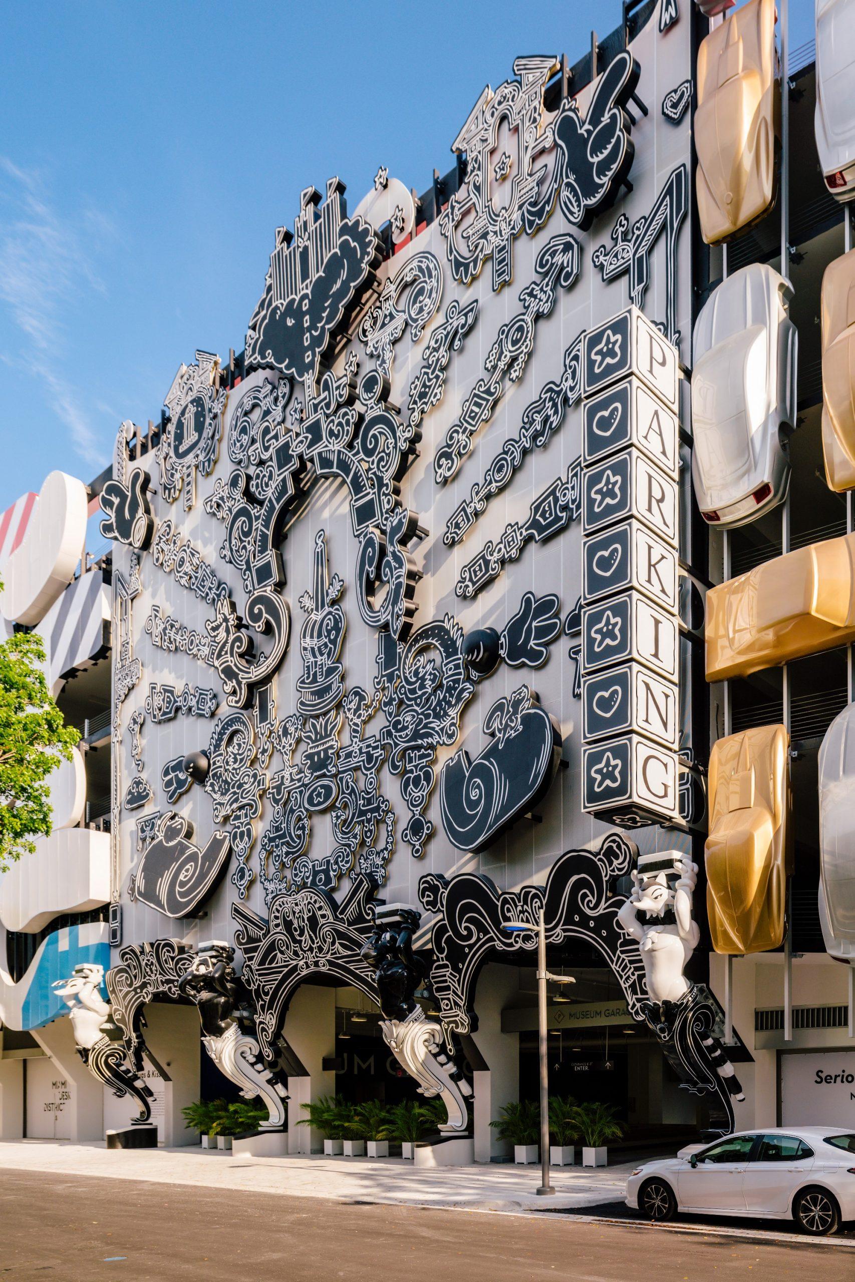 Miami Design District Museum Garage