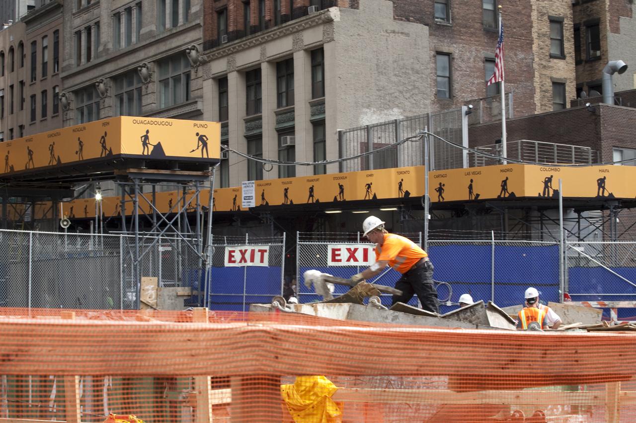 Men At Work NYC