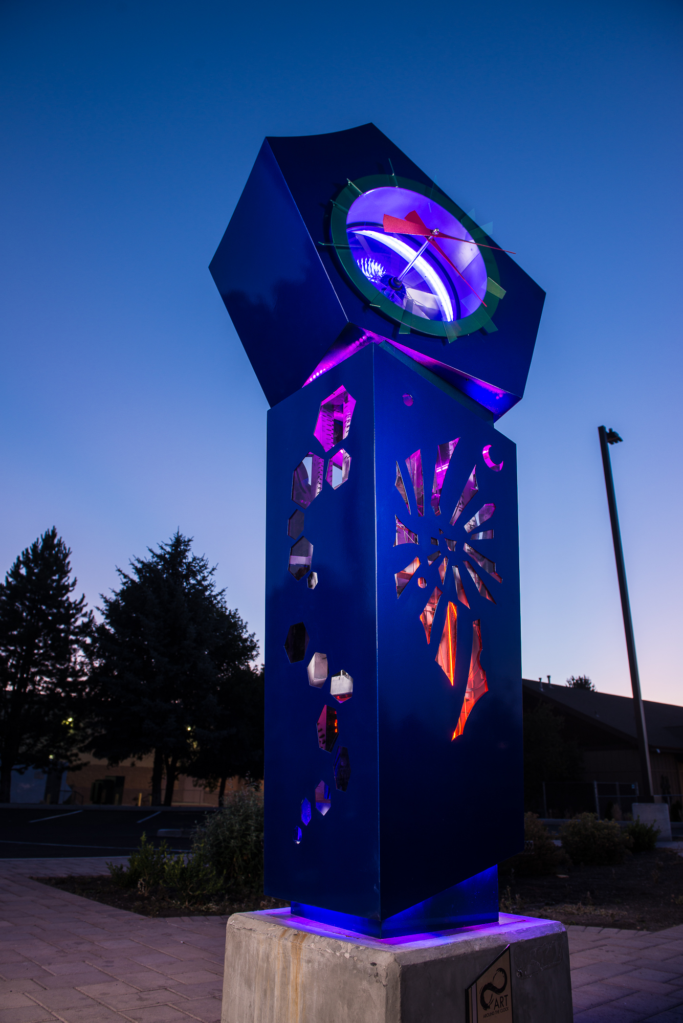 The Relativity Clock