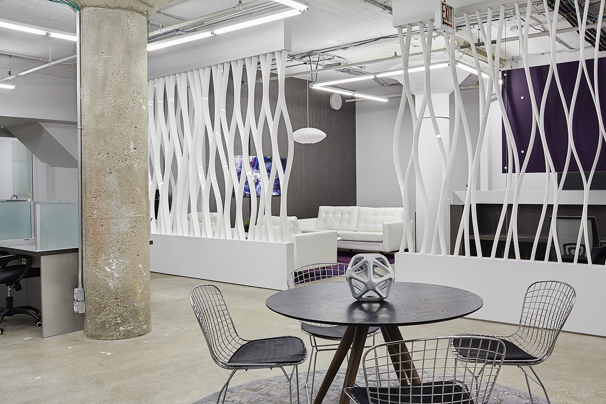 Contemporary Cool Office