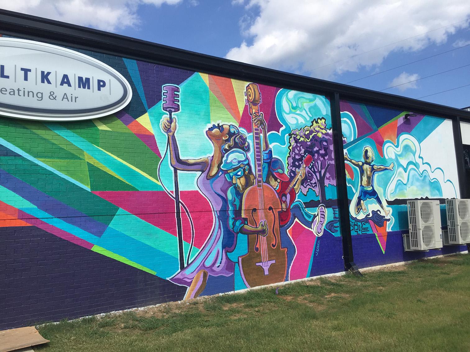 Holtkamp Mural