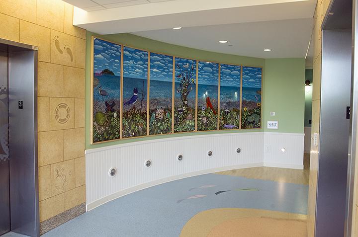 American Family Children's Hospital Mural