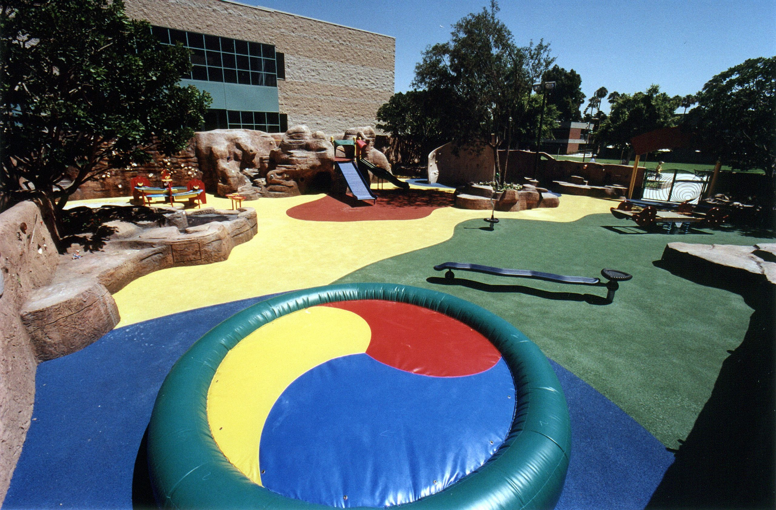 Experimental Playground – Foundation for the Junior Blind