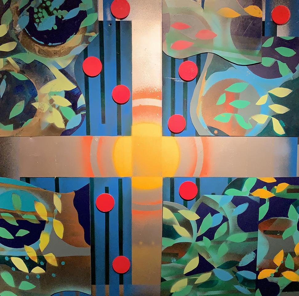 Re:Create Transformative Paintings