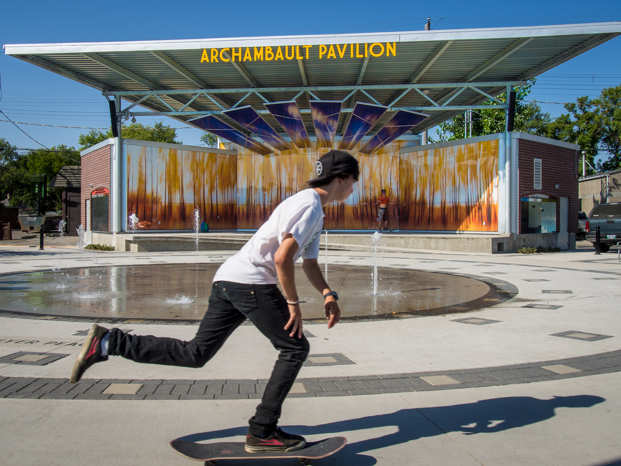 Archambault Pavilion
