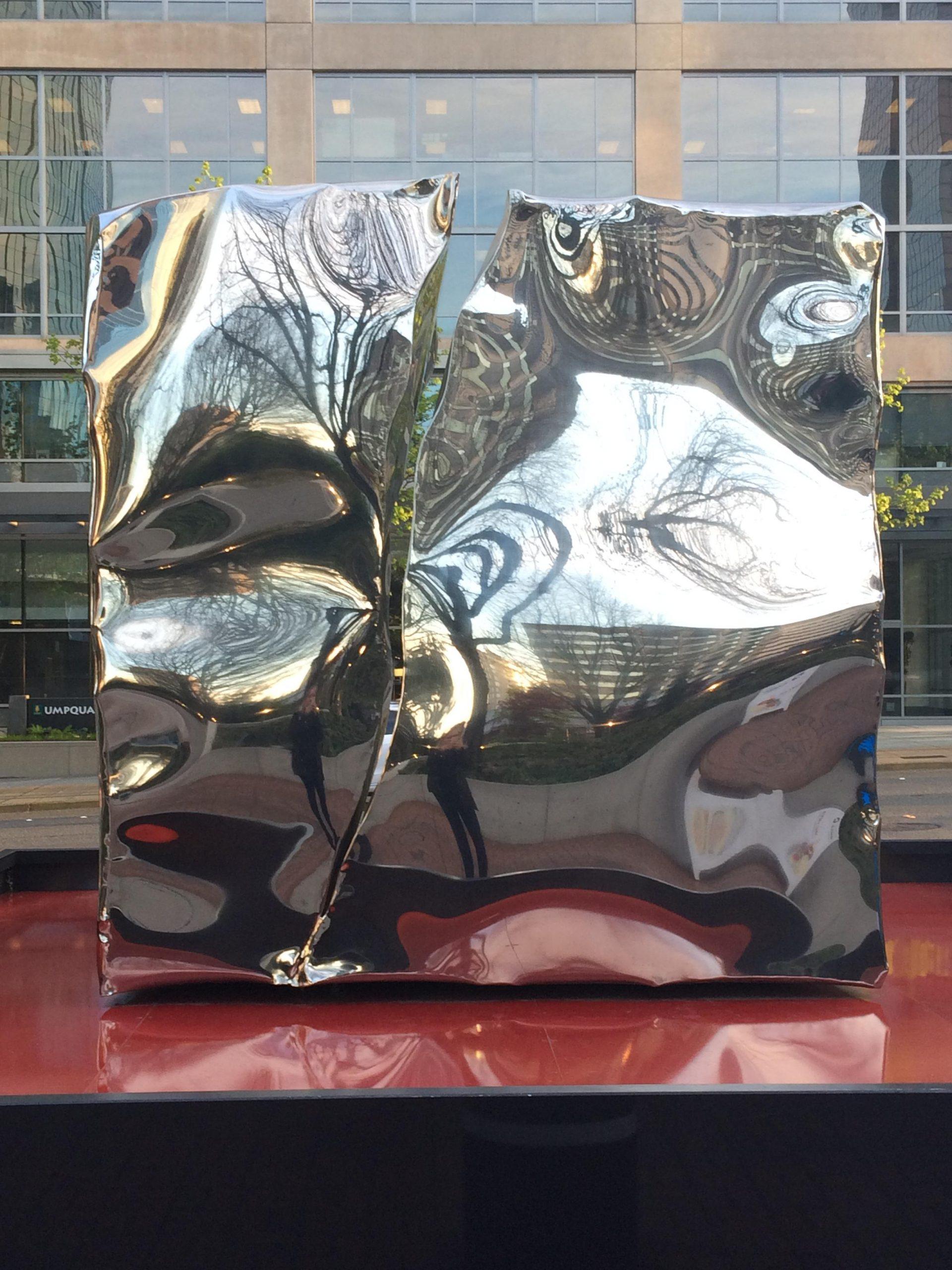 Kilroy on Ice (The Cube)