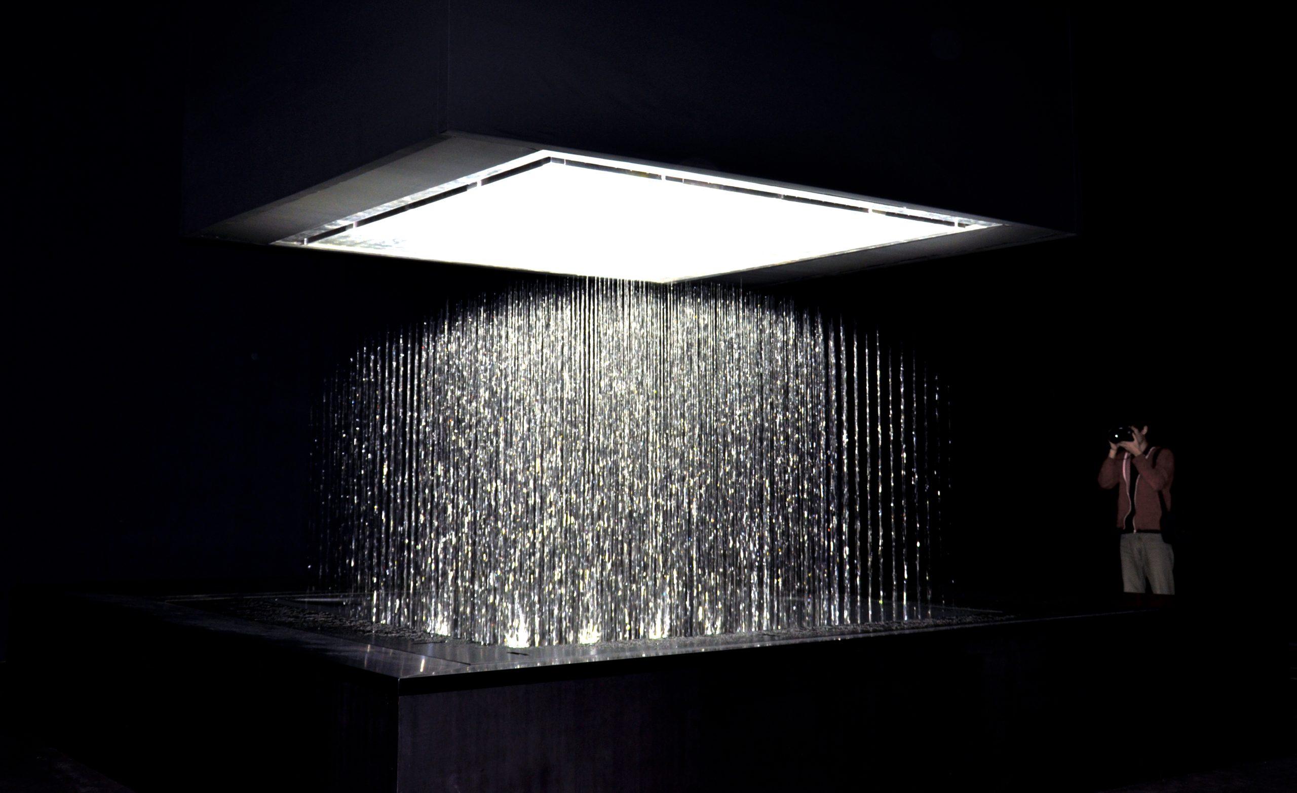 3D Water Matrix