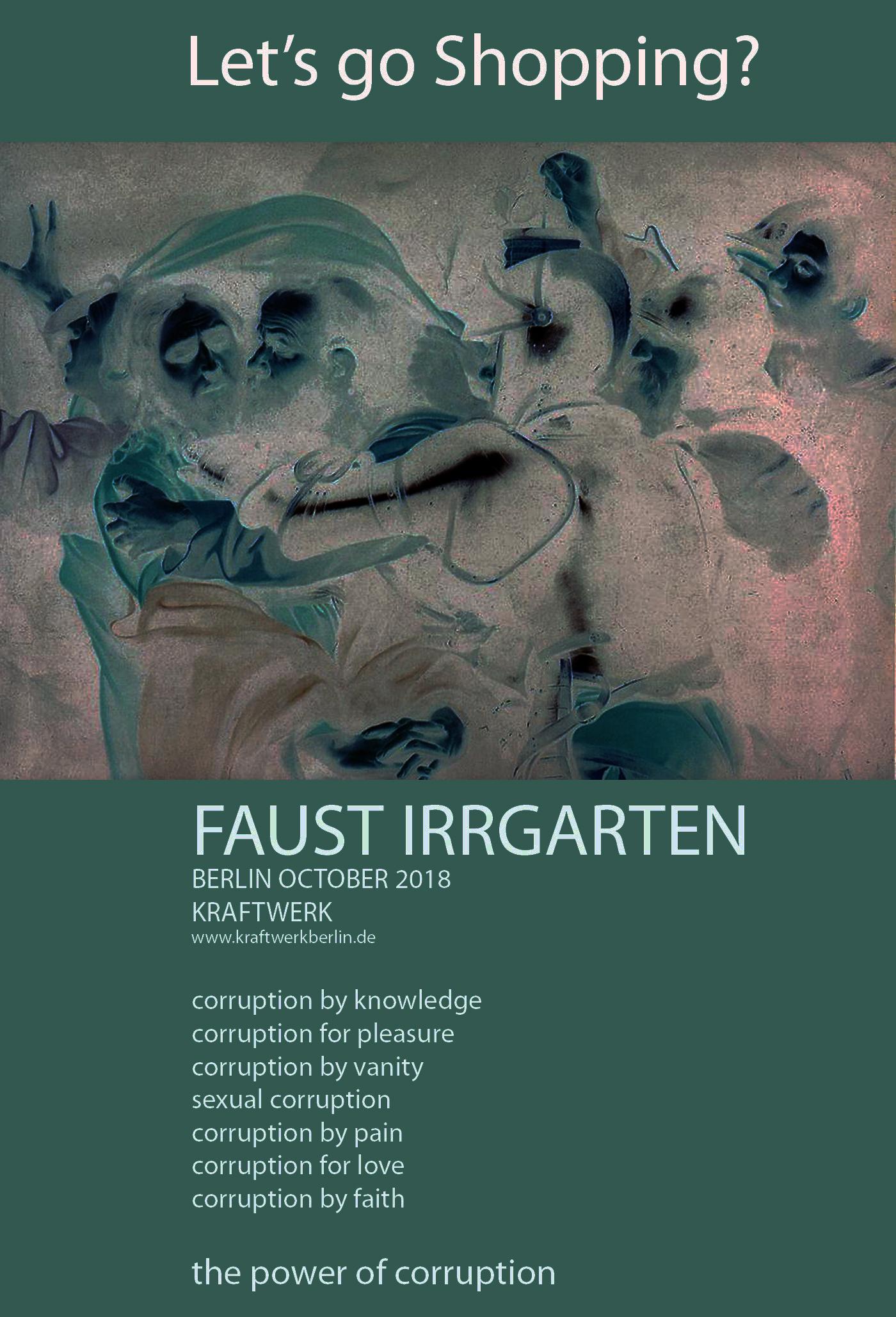 """FAUSTIVAL """"Faust Irrgarten"""""""