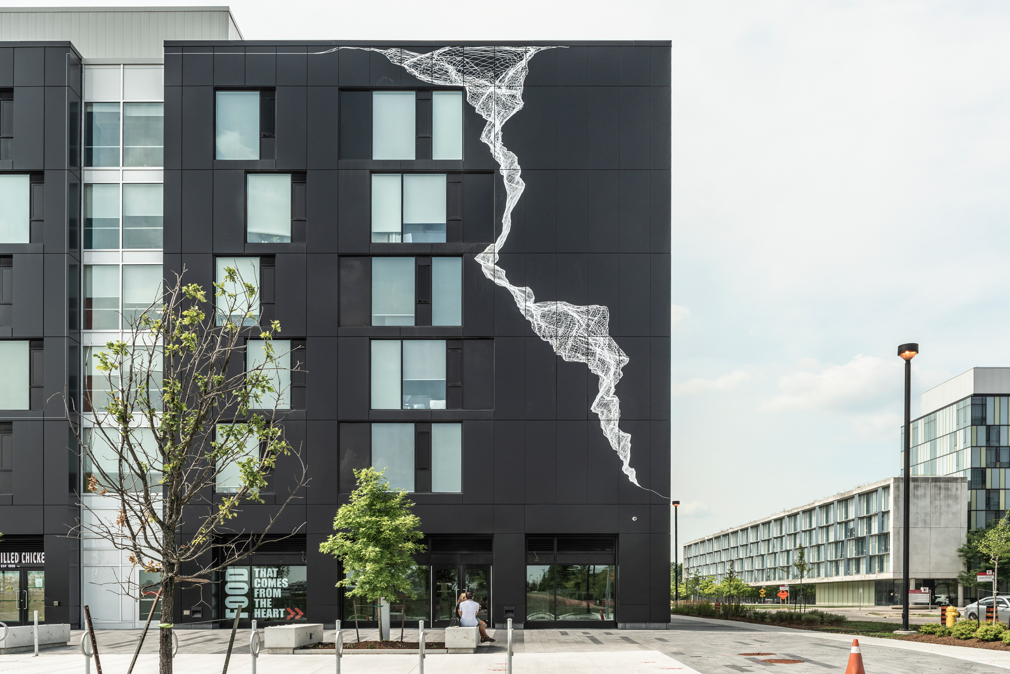 The Quad Student Community at York University