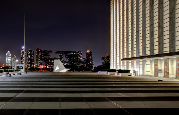 The United Nations Permanent Memorial