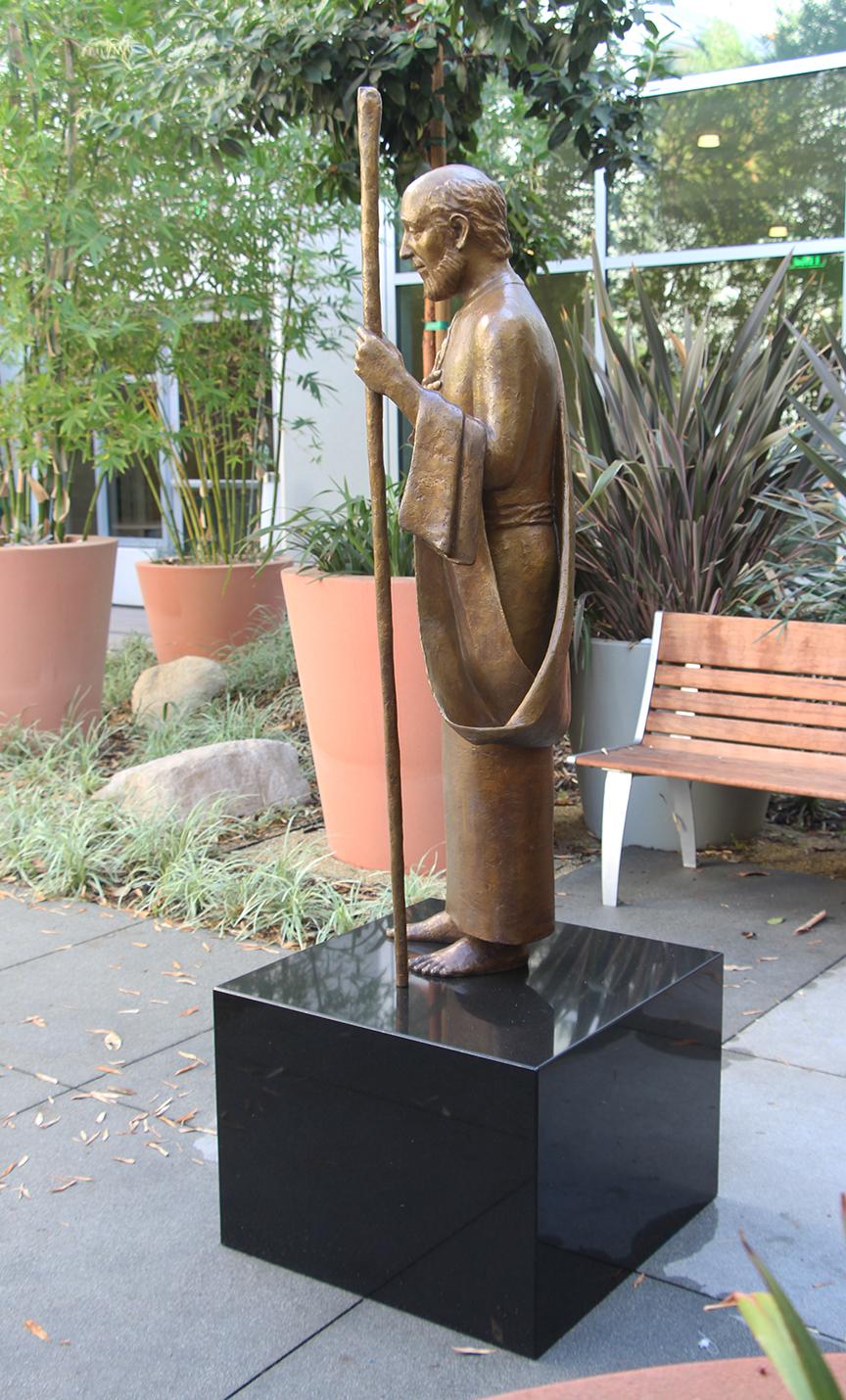 St. Jude in Healing Garden, St. Jude Medical Center