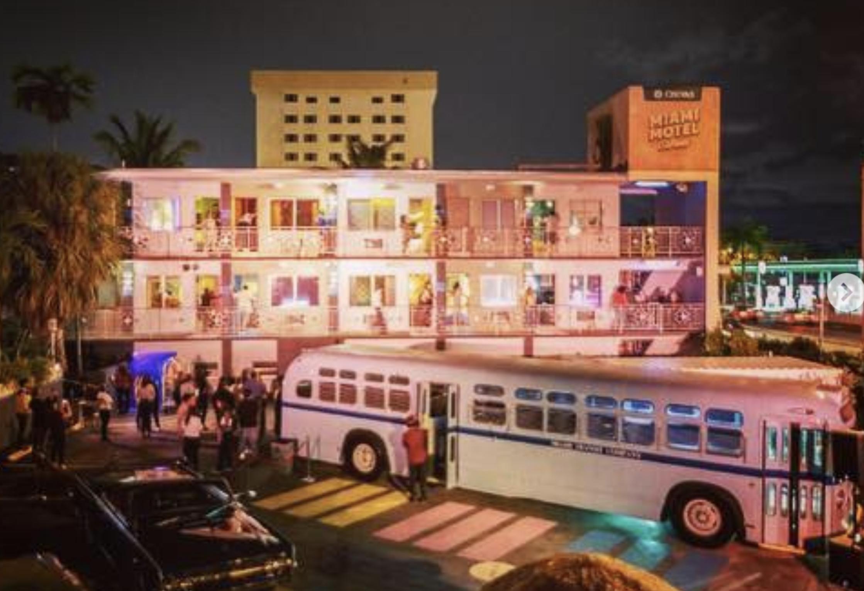 Miami Motel Stories