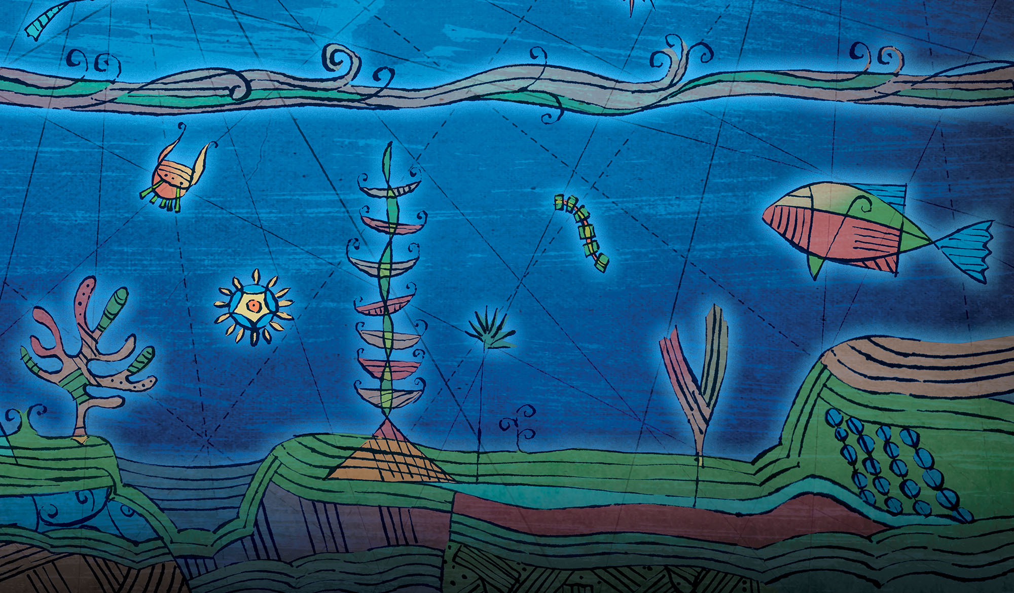 Ecosystem Mural