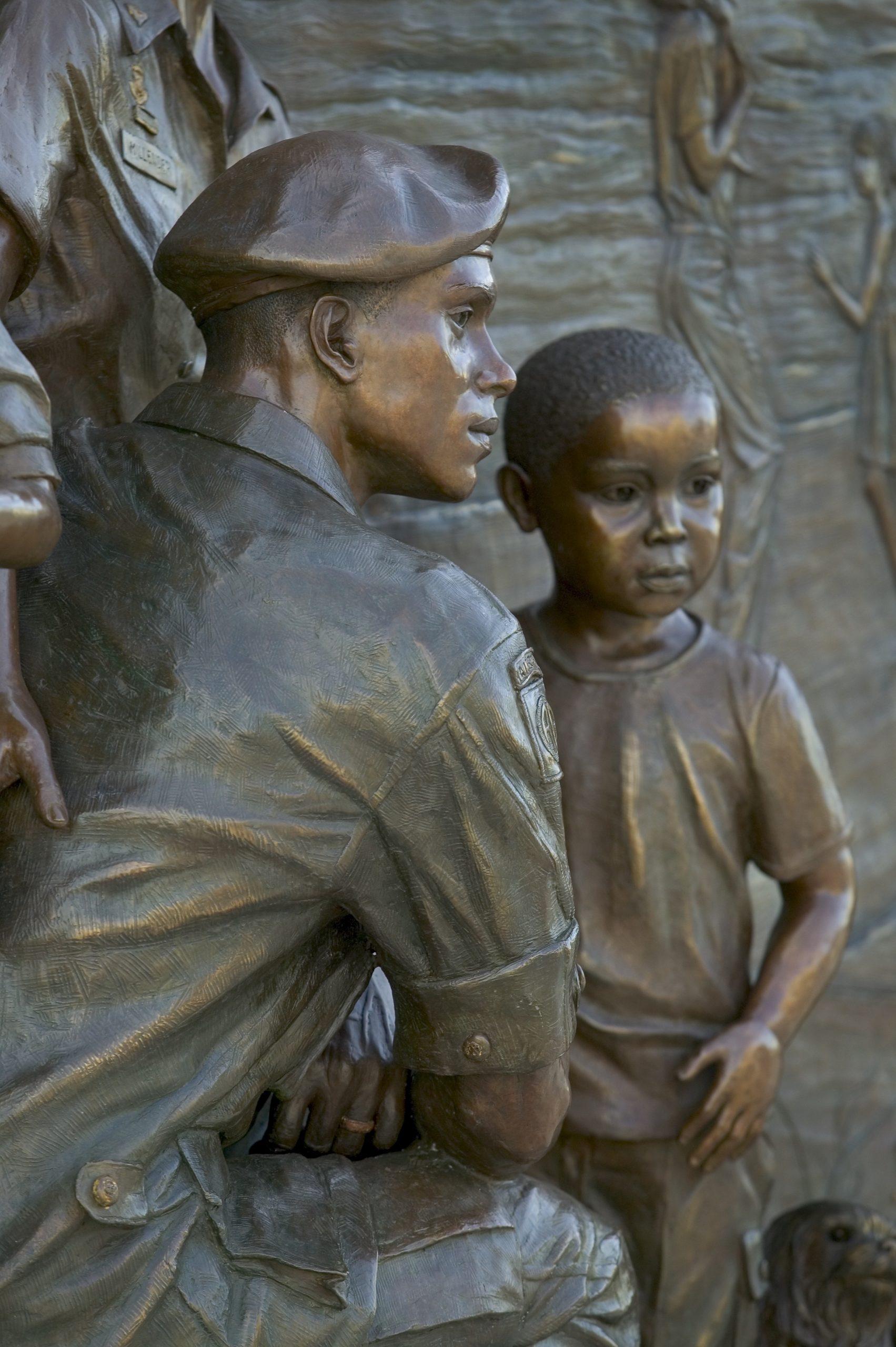 Soldier Field Veterans Memorial