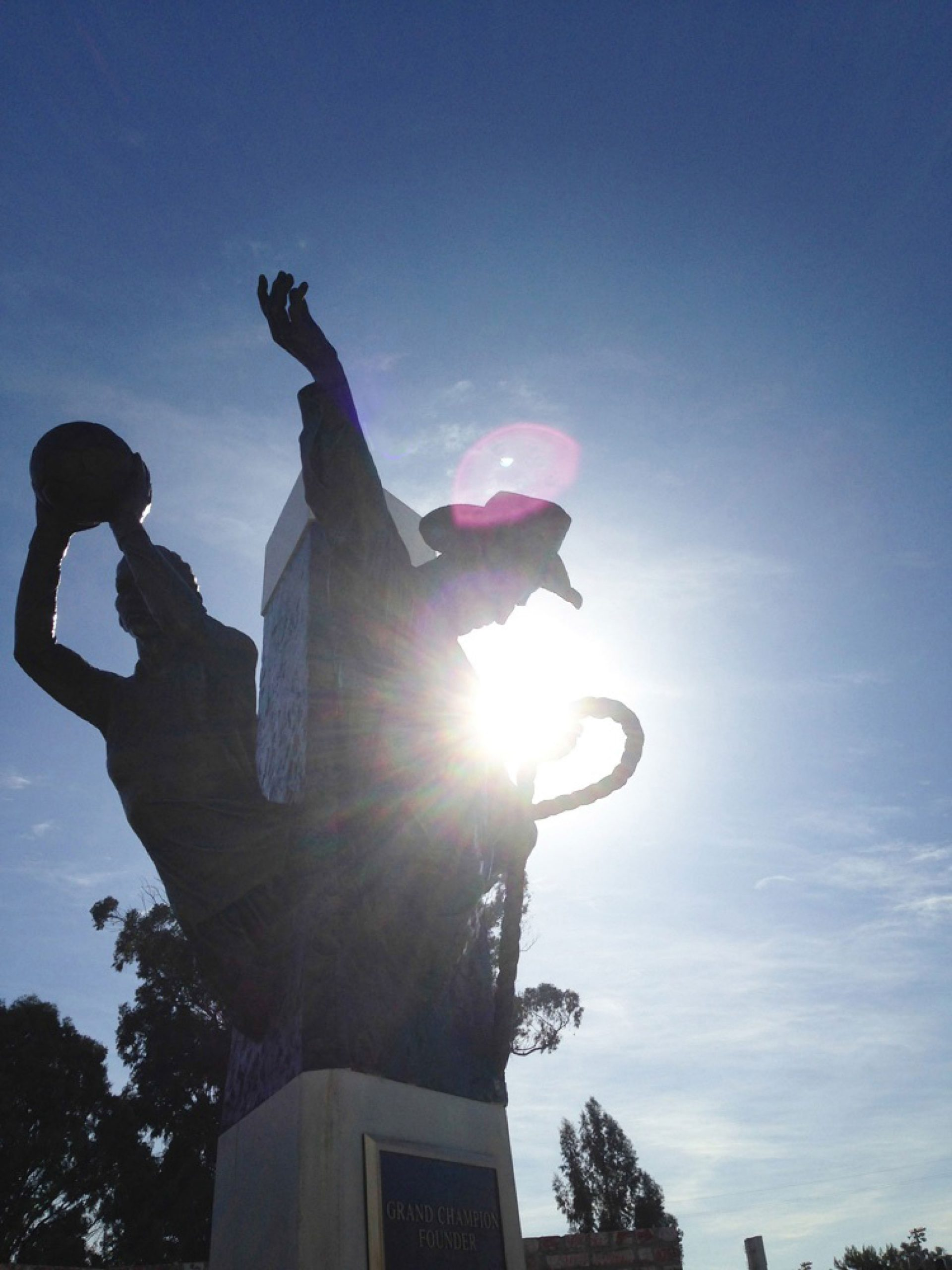 Monument to Sport