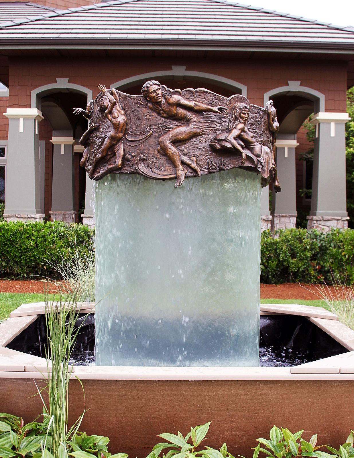 Symphony in S Minor – Rotating Fountain