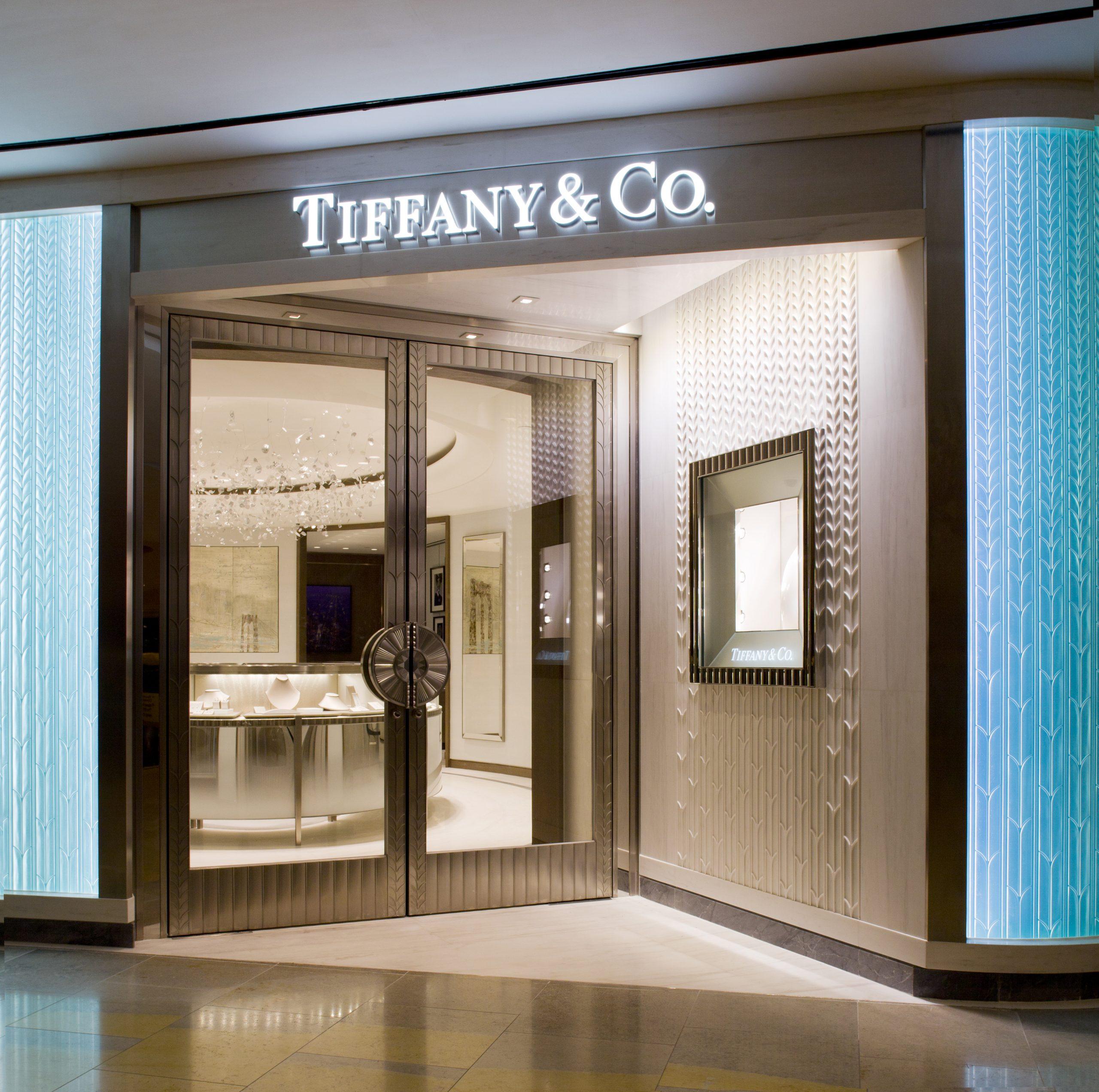 Tiffany's Hong Kong Pacific Place