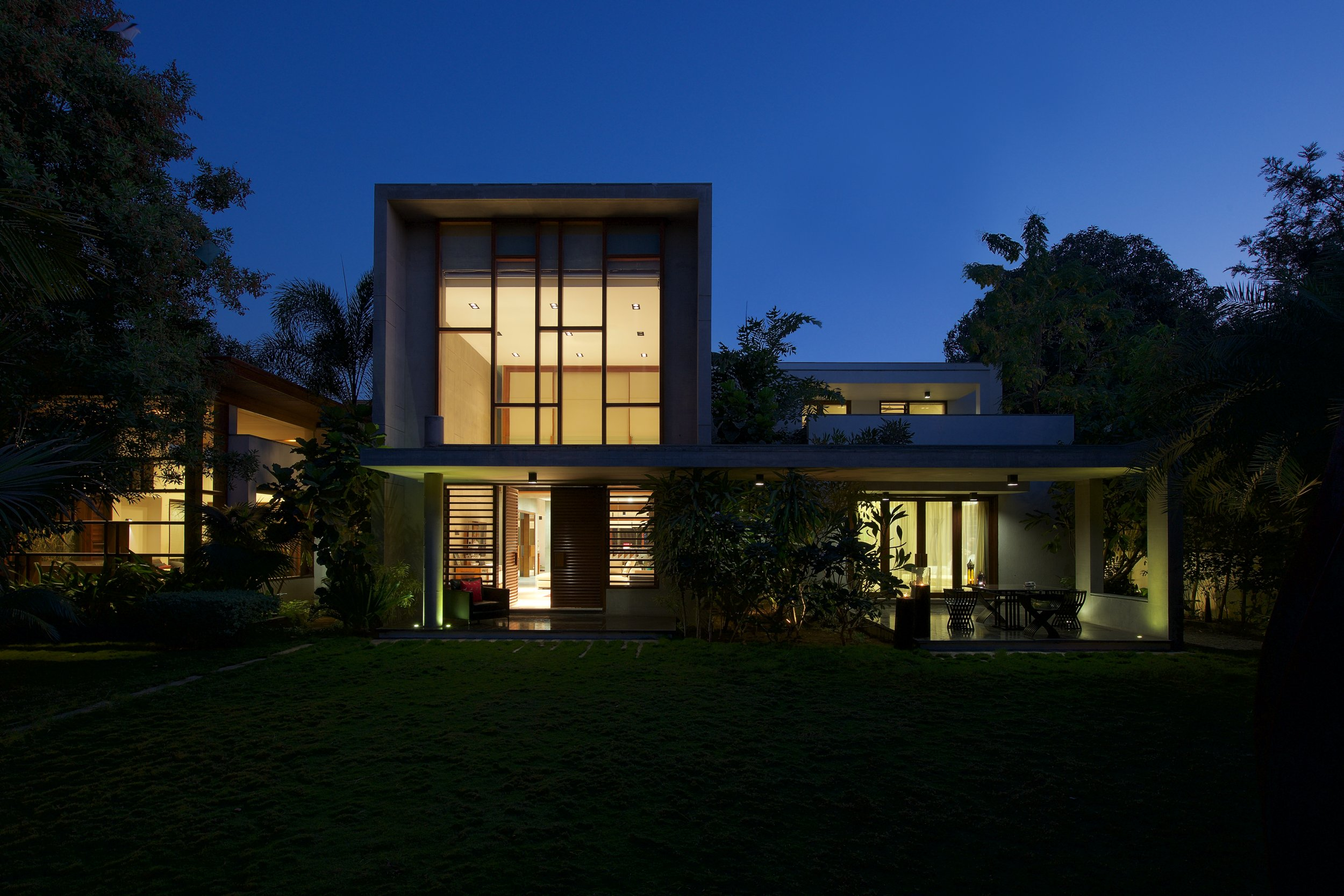 The Axis House