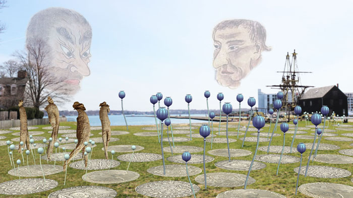 The Augmented Landscape