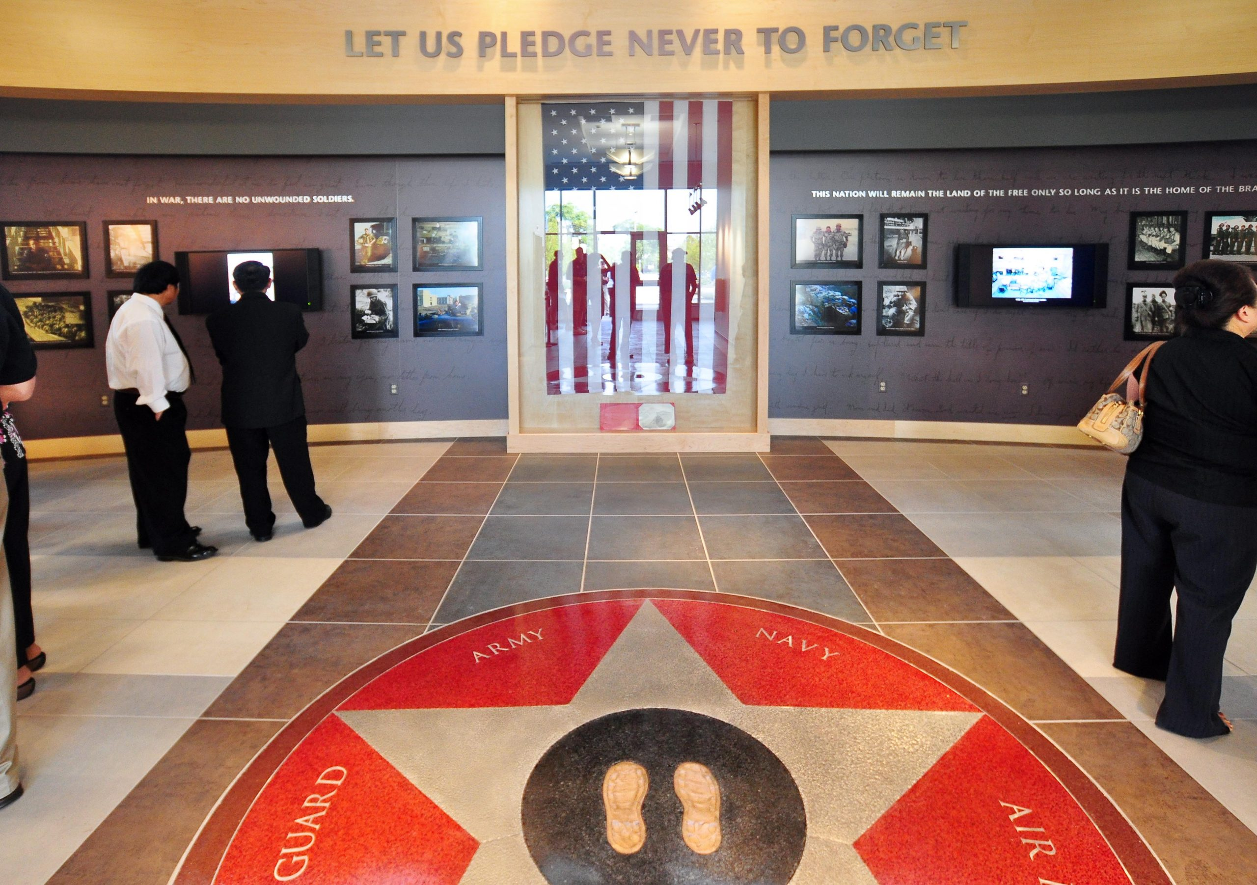 Veteran's Hall of Honor