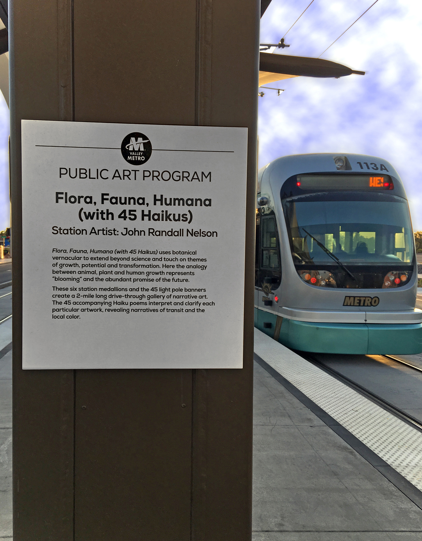 Flora, Fauna, Humana (Day), 2019.