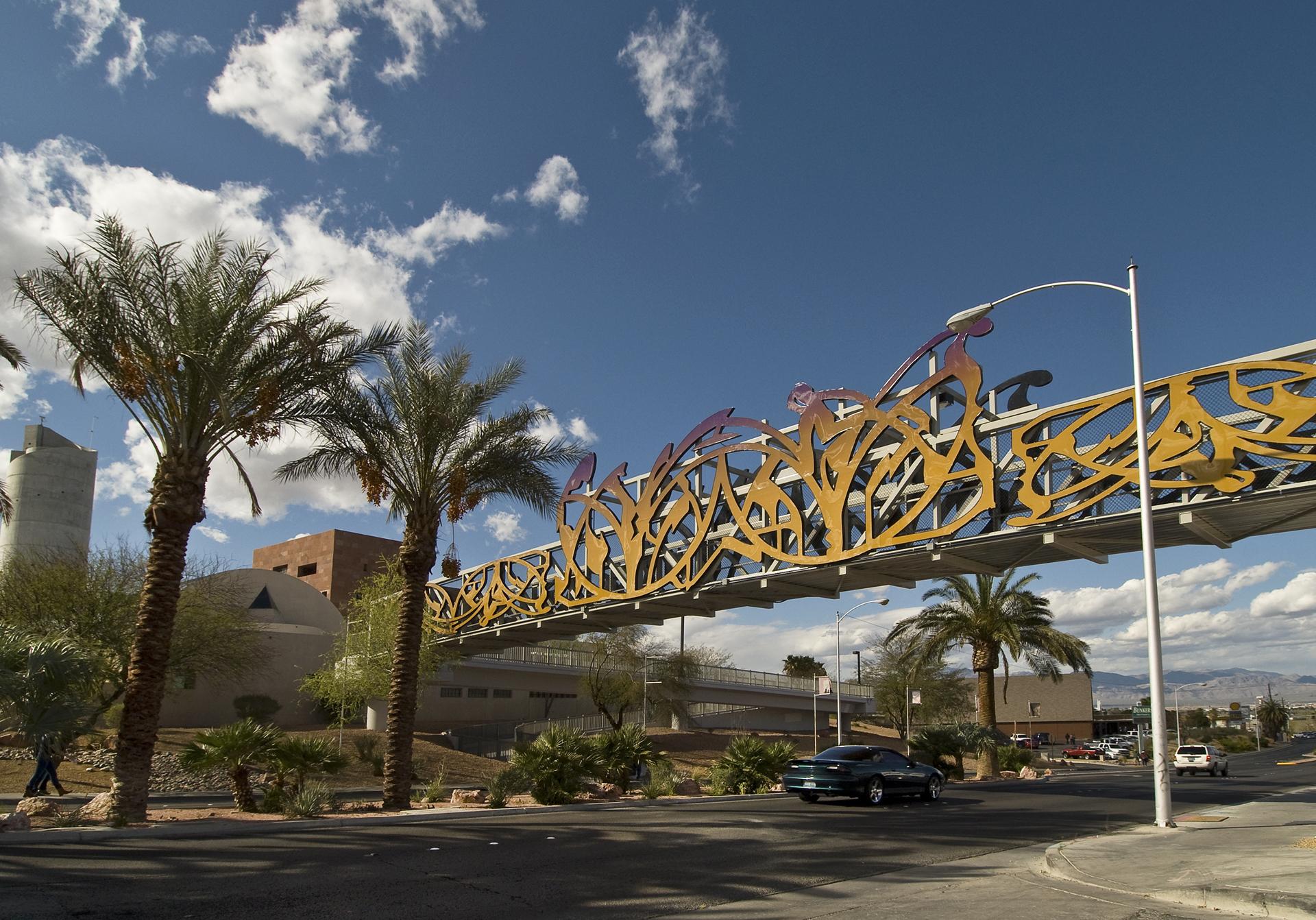 Vegas Arabesque