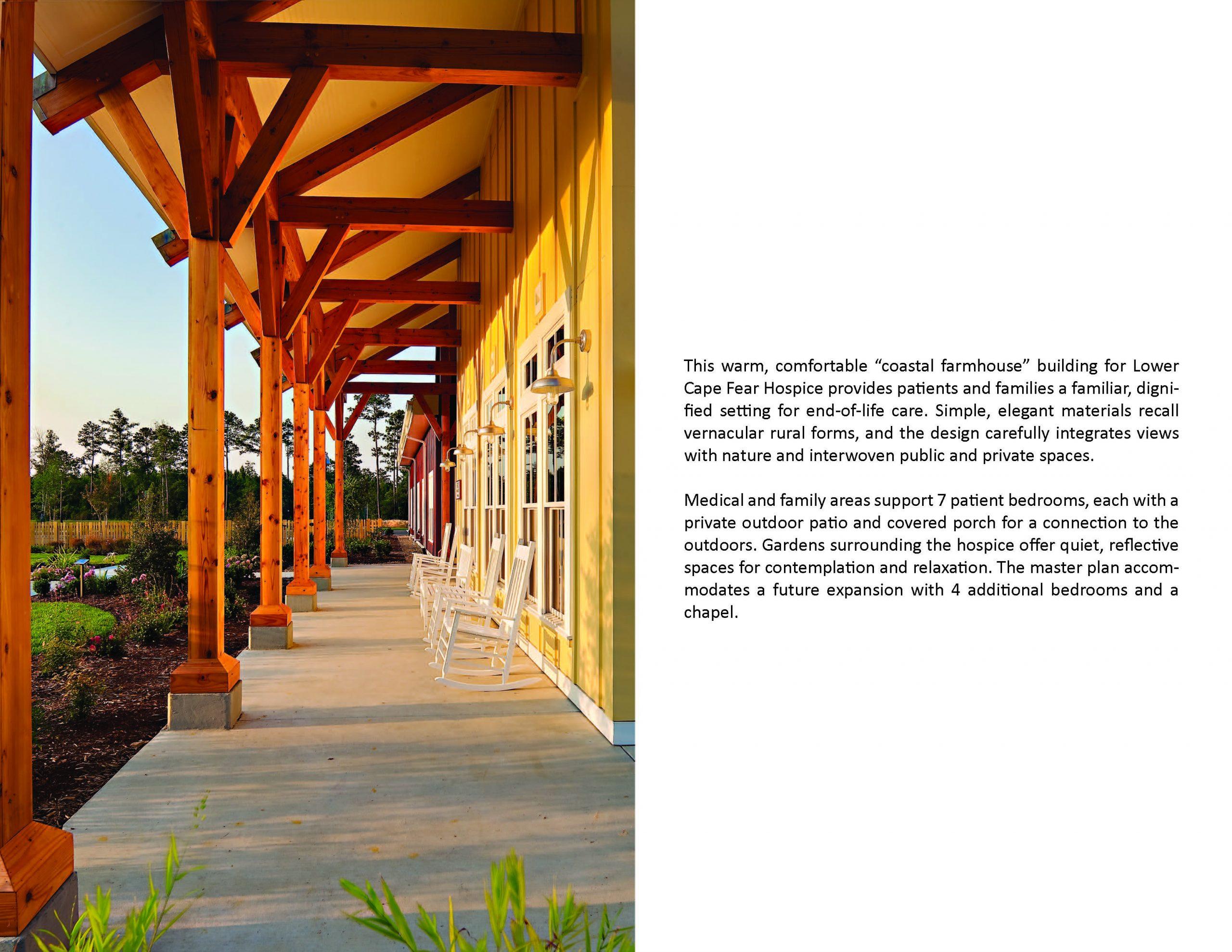 Lower Cape Fear Hospice & LifeCare Center