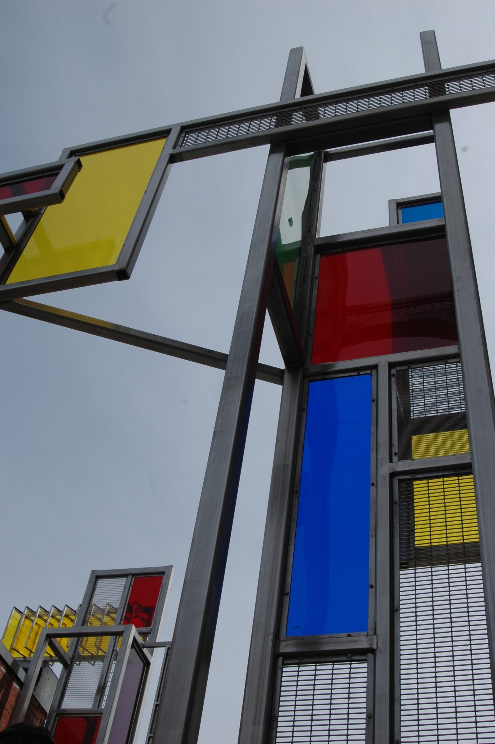 The Windows on Art Alley