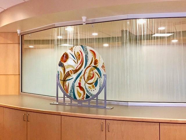 Yale University Hospital- Lobby