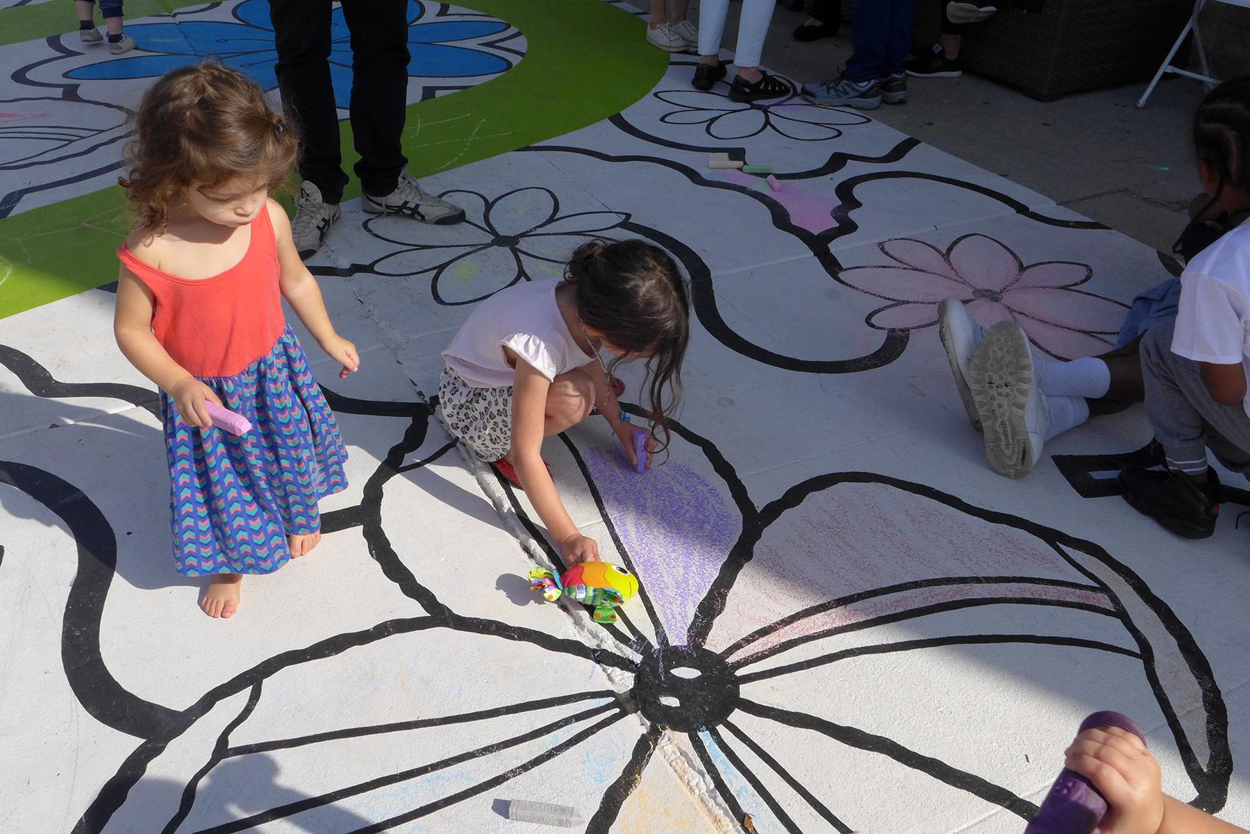 Coloring Book Plaza