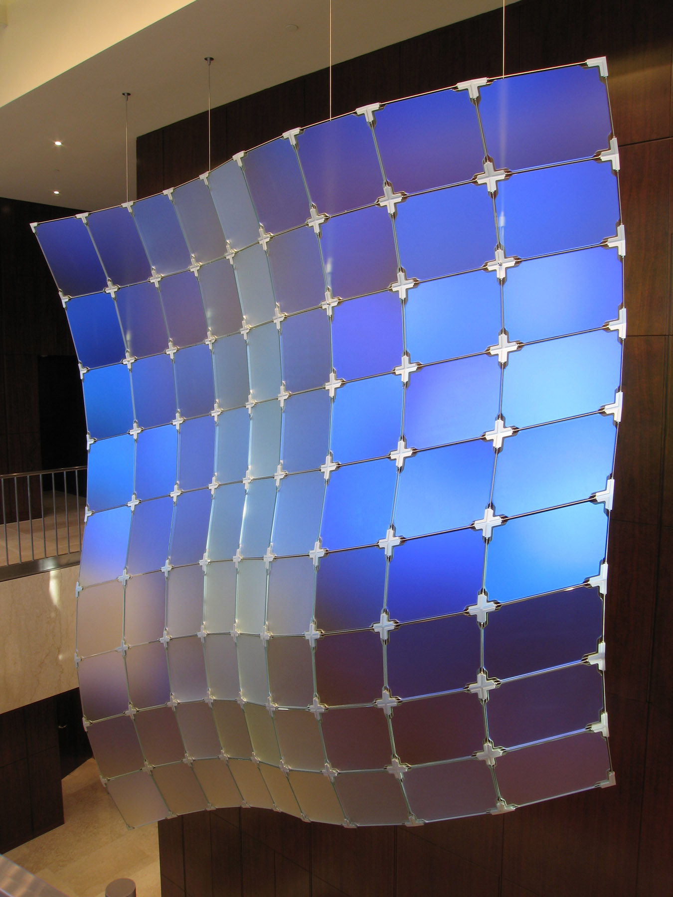 Luminous Grid Shell