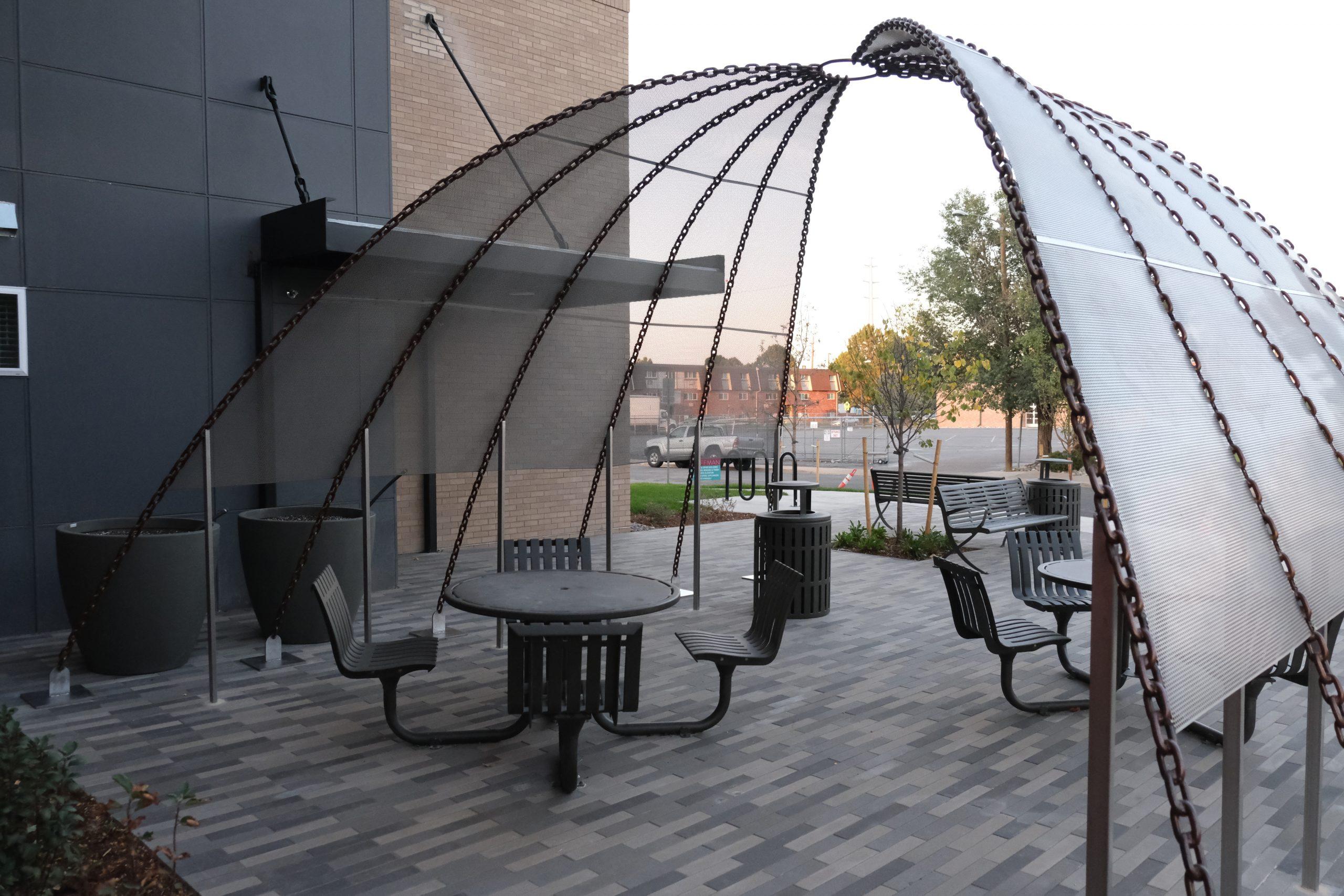 Chain Canopy