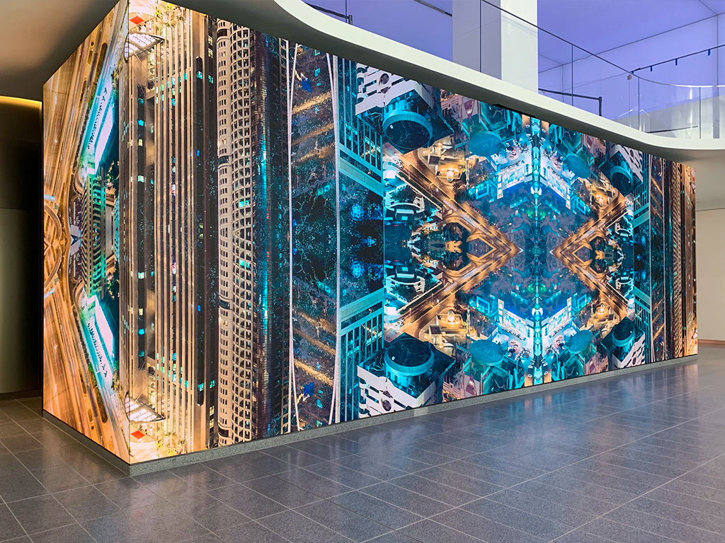 AT&T Headquarters Lobby