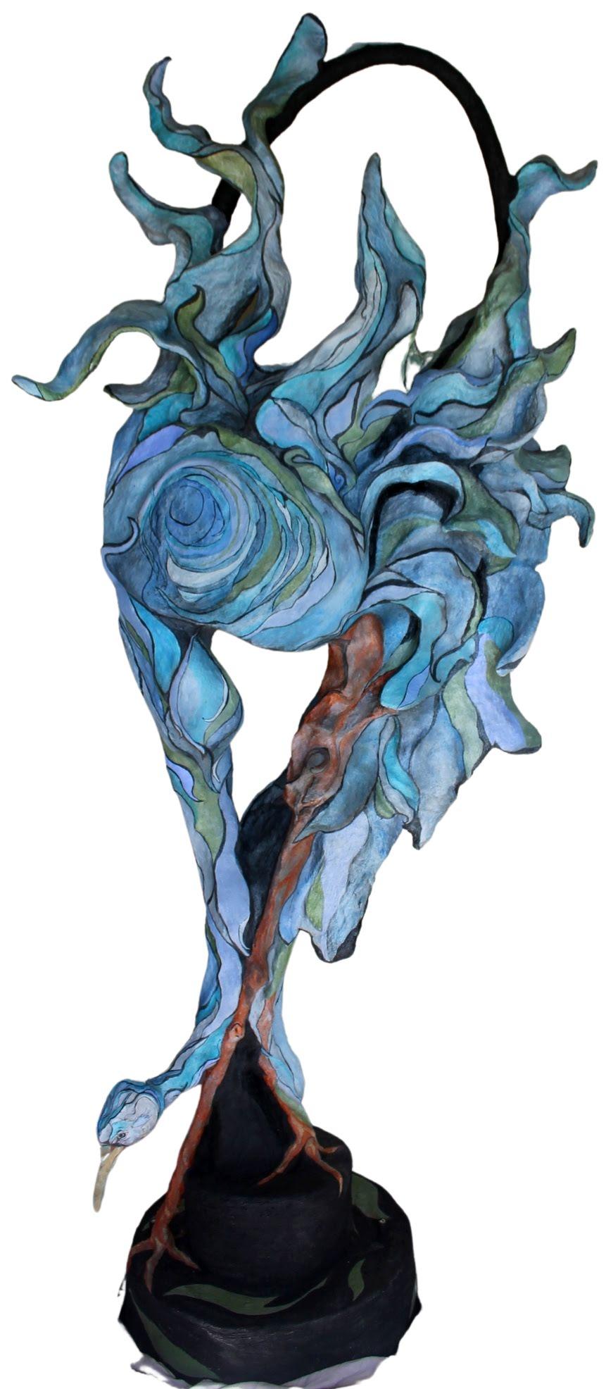 Fernando – Blue Heron series #2