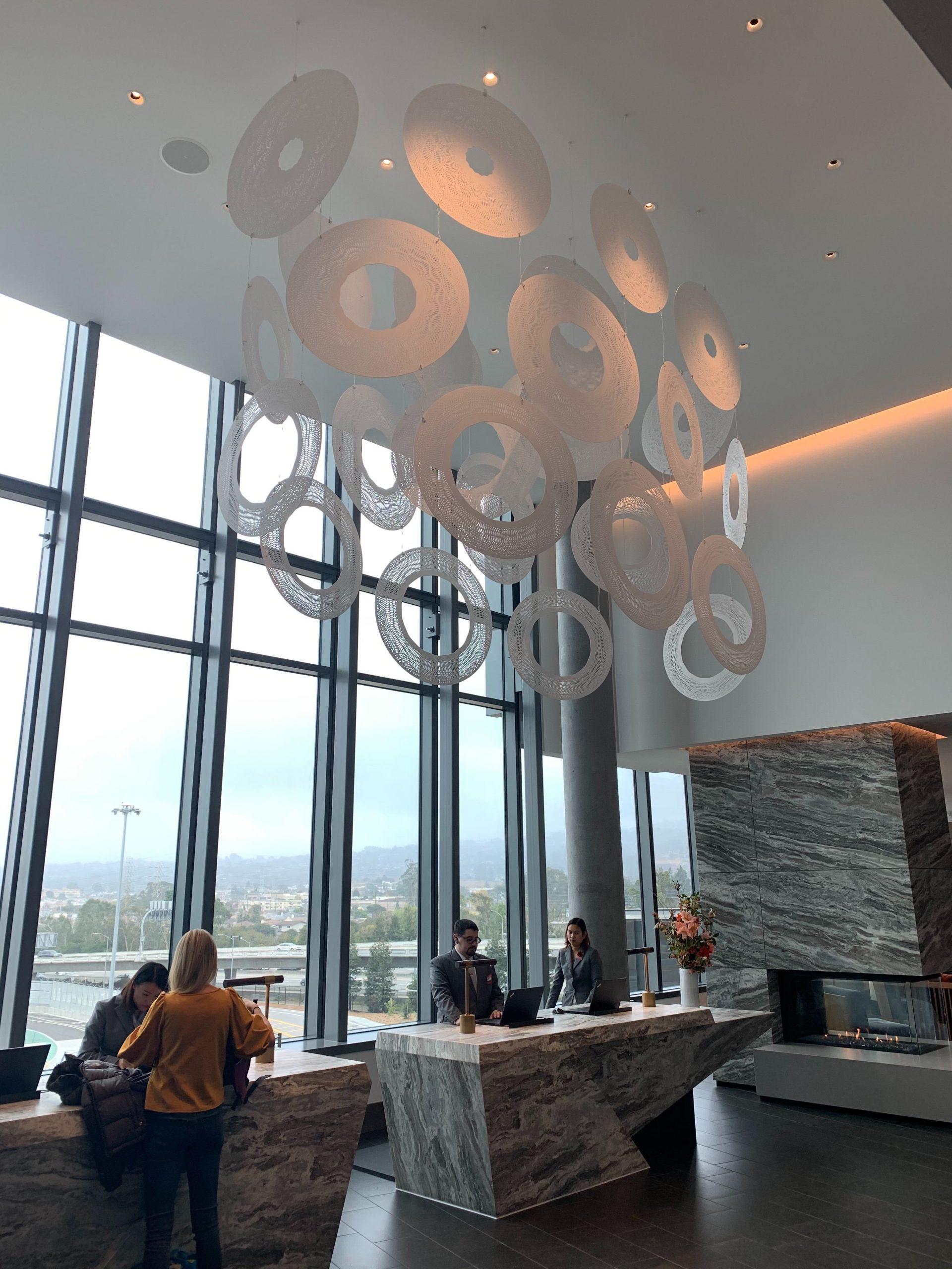 Tahiti Pehrson, San Francisco Arts Commission
