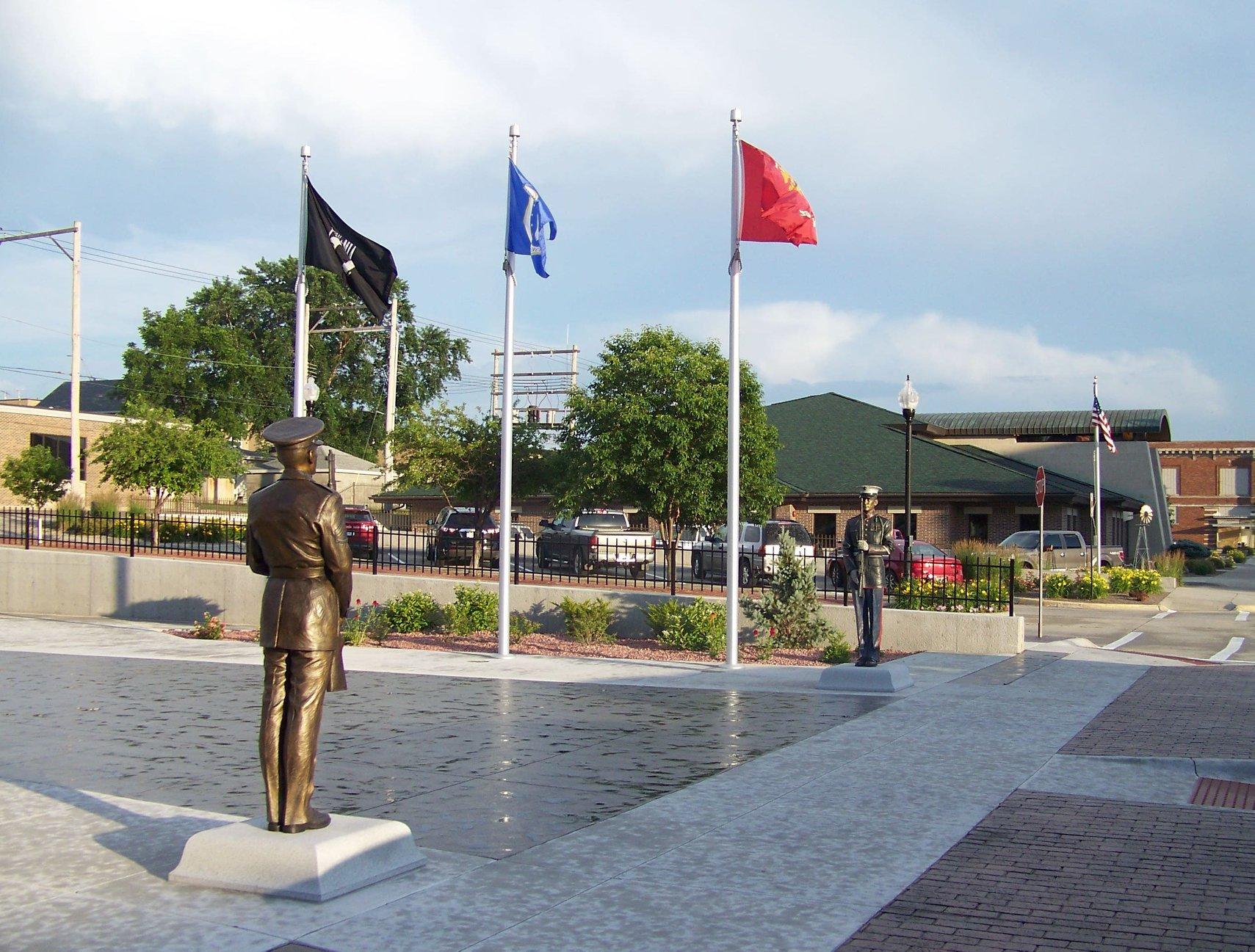 Honor Guard, US Marine